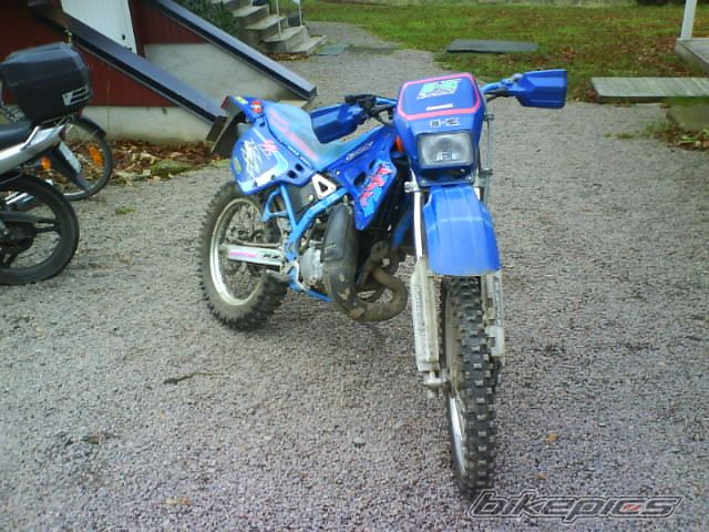 1991 KAWASAKI KDX 125 | Picture 1102261 motorcycle photo