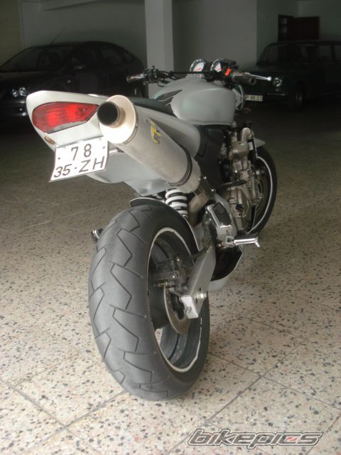 2004 HONDA CB 600 HORNET | Picture 1106361 motorcycle photo