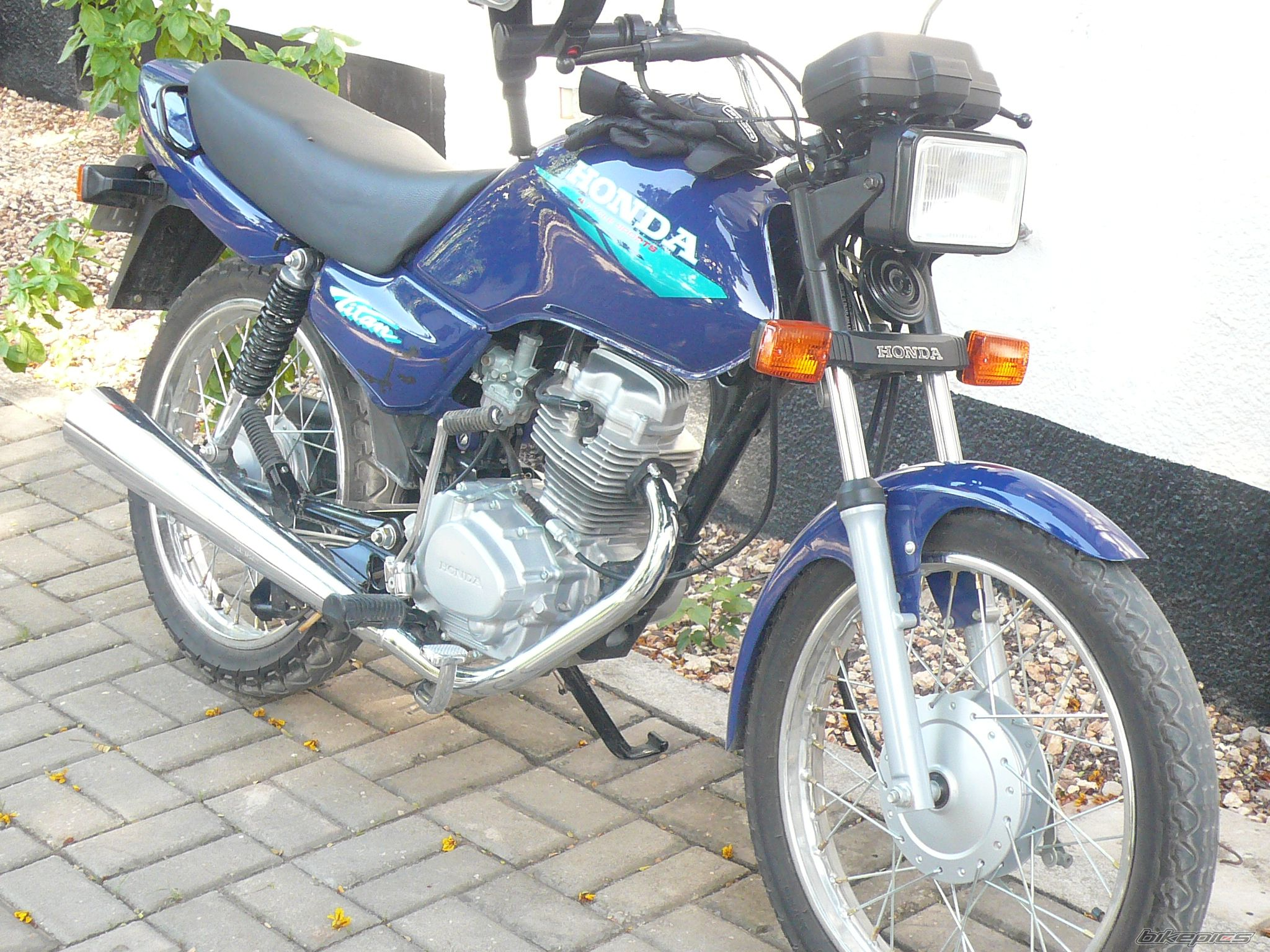 1998 HONDA CG 125 | Picture 1133267 motorcycle photo