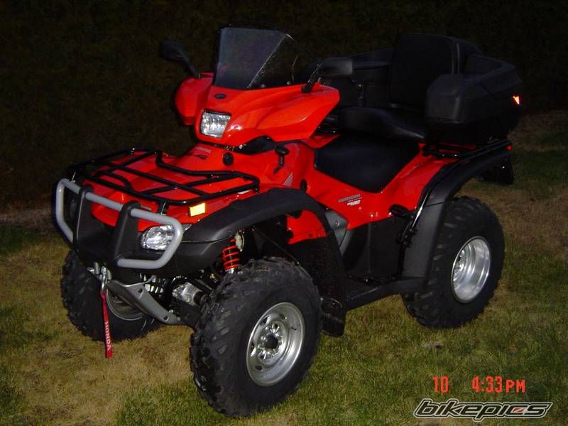 2006 HONDA FOURTRAX 500 FOREMAN | Picture 1150210 motorcycle photo