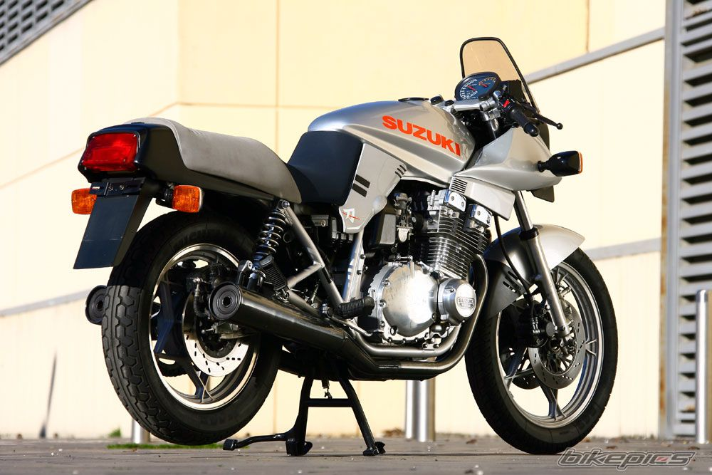 1982 SUZUKI GS1100SZ | Picture 1221625 motorcycle photo