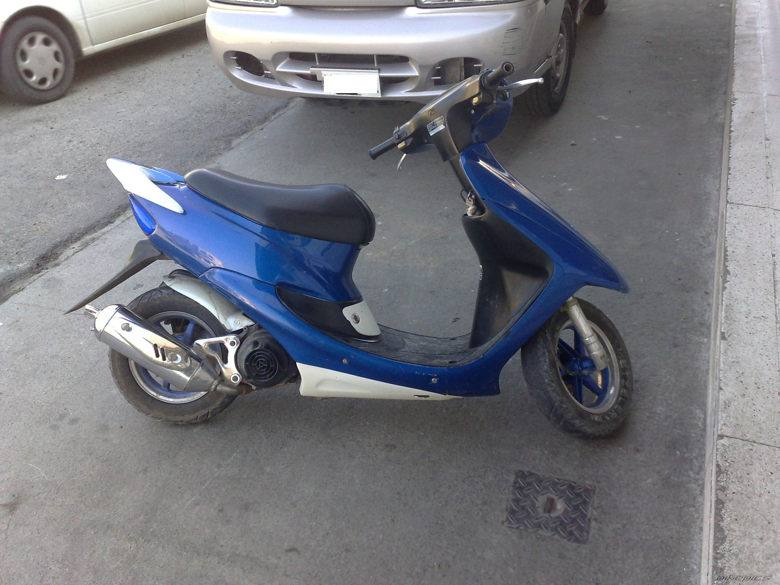 2008 HONDA DIO ZX | Picture 1232390 motorcycle photo