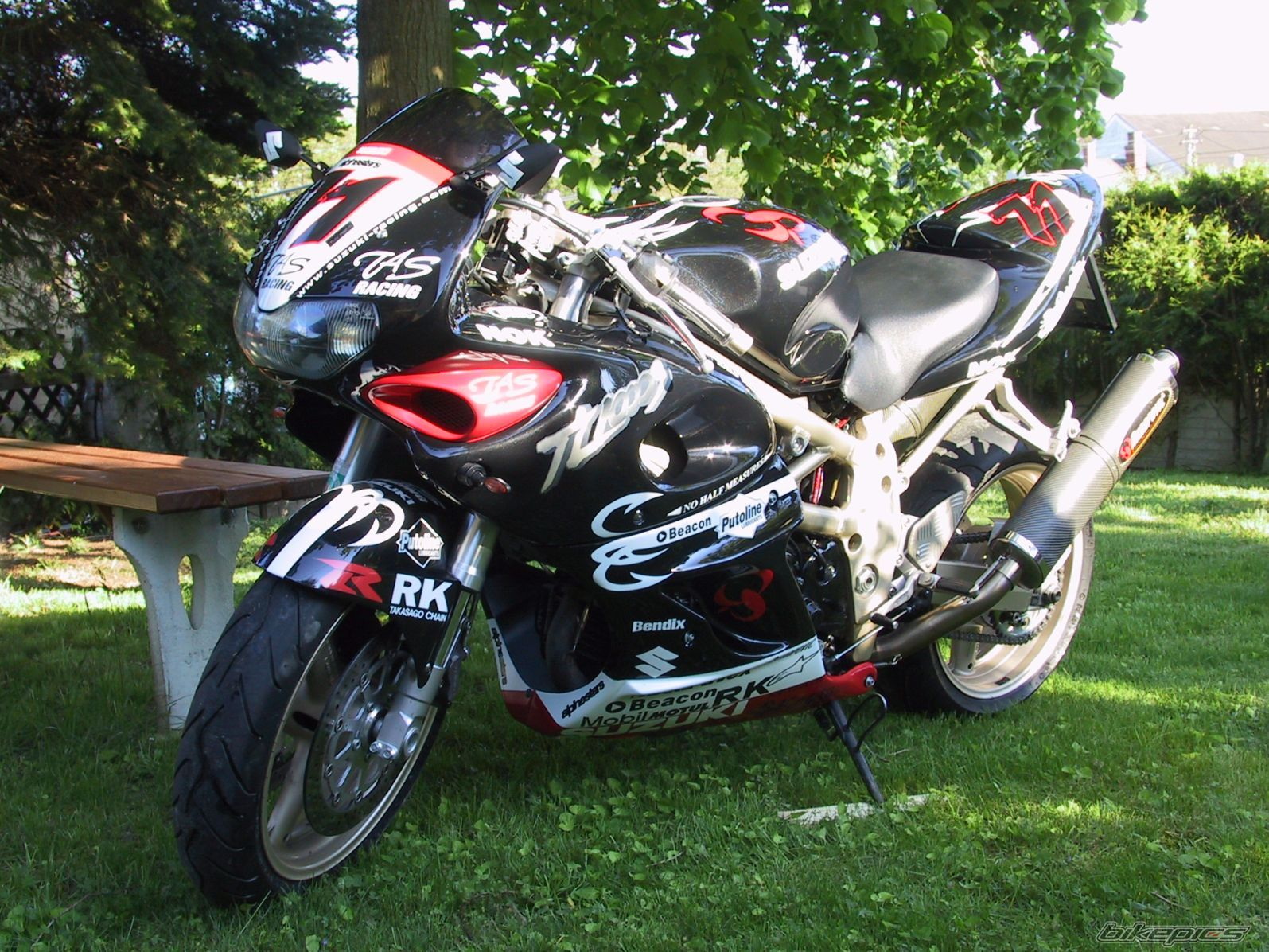 1997 SUZUKI TL1000S | Picture 1279771 motorcycle photo