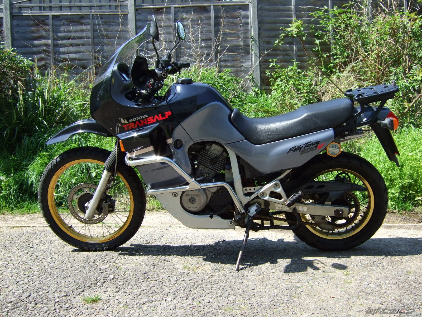 1993 HONDA XL 600V TRANSALP | Picture 1280500 motorcycle photo