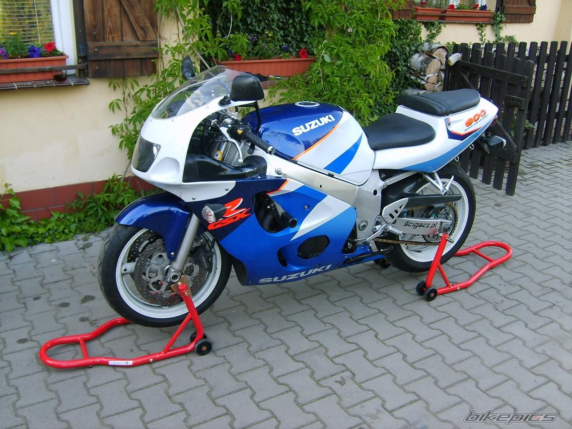 1997 SUZUKI GSX R 600 | Picture 1290736 motorcycle photo