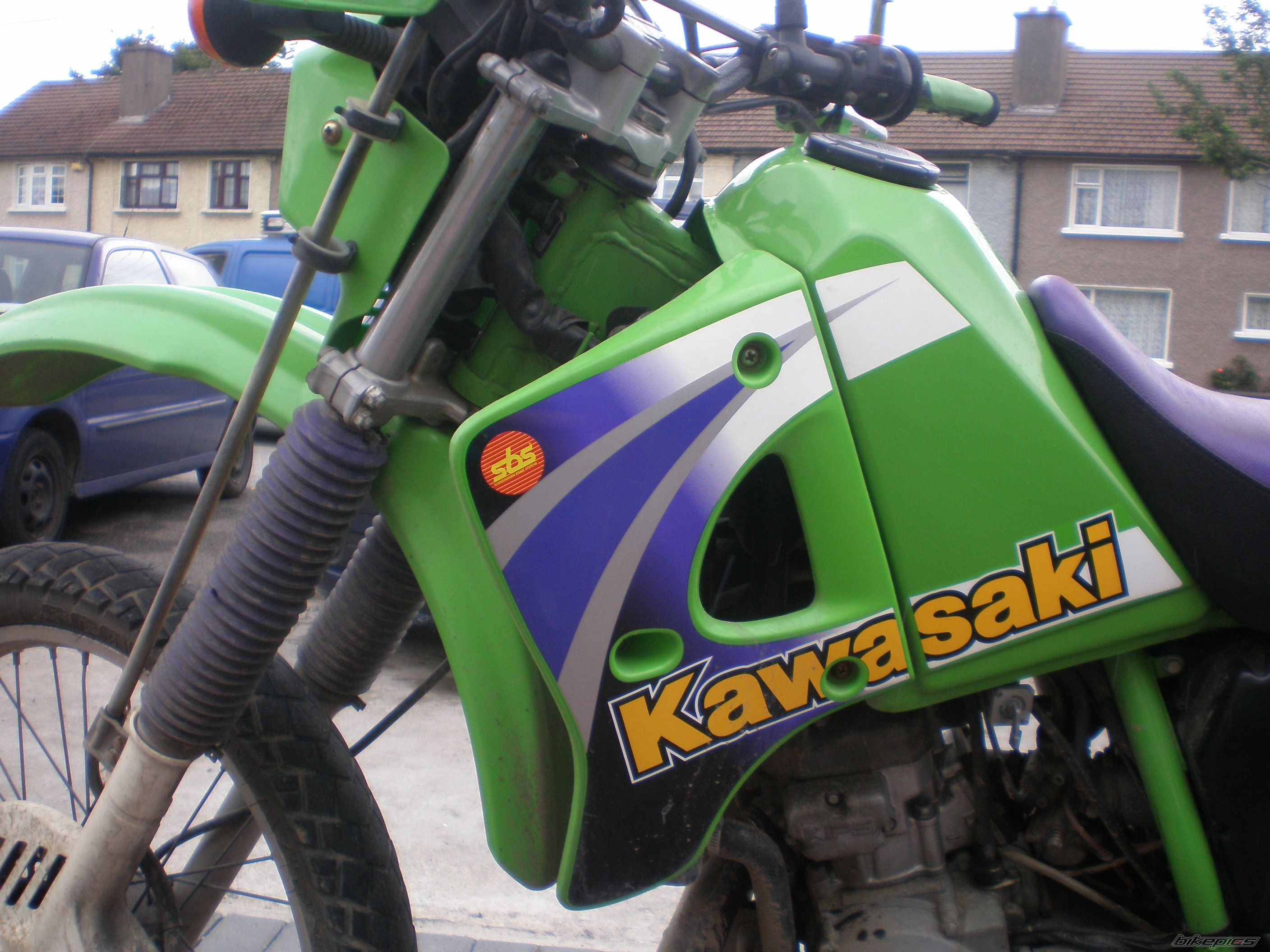 2002 KAWASAKI KMX 125 | Picture 1350810 motorcycle photo