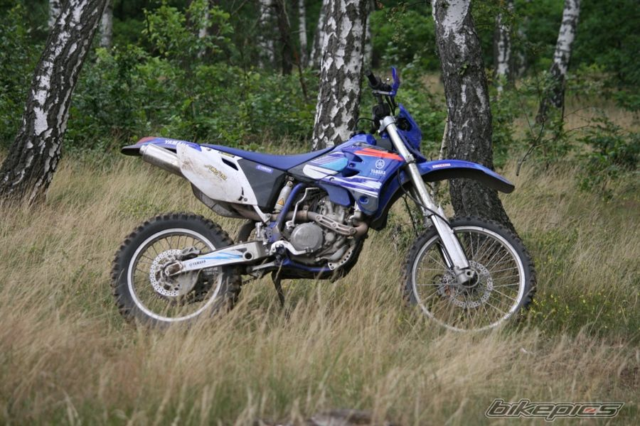 Australia Gets Its Own Yamaha WR450F Dirt Bike - Motorbike