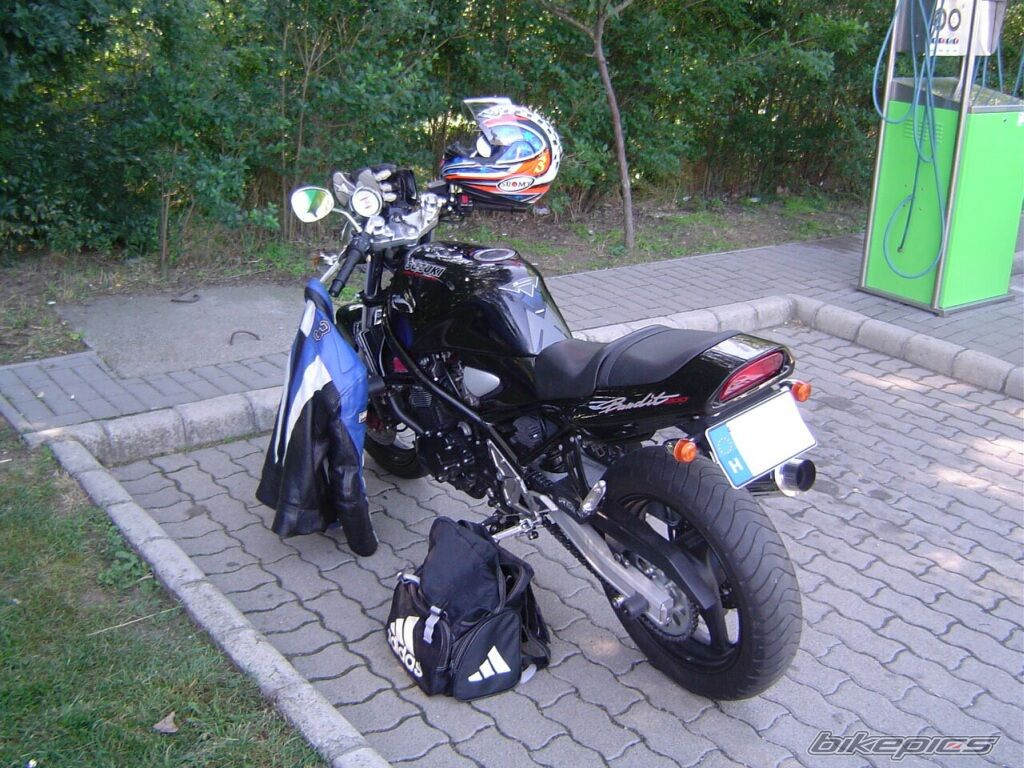 1994 SUZUKI BANDIT 400 | Picture 1389605 motorcycle photo