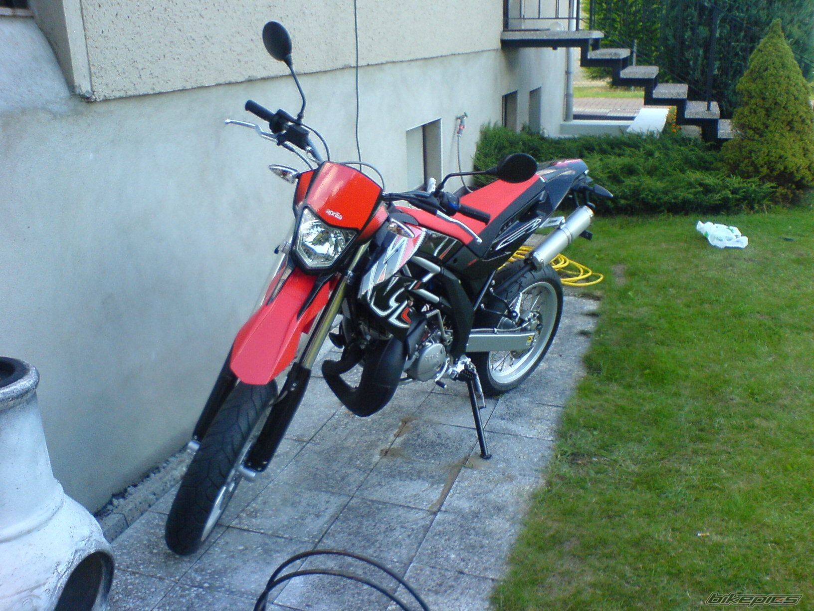 2008 APRILIA MX 125 | Picture 1397199 motorcycle photo