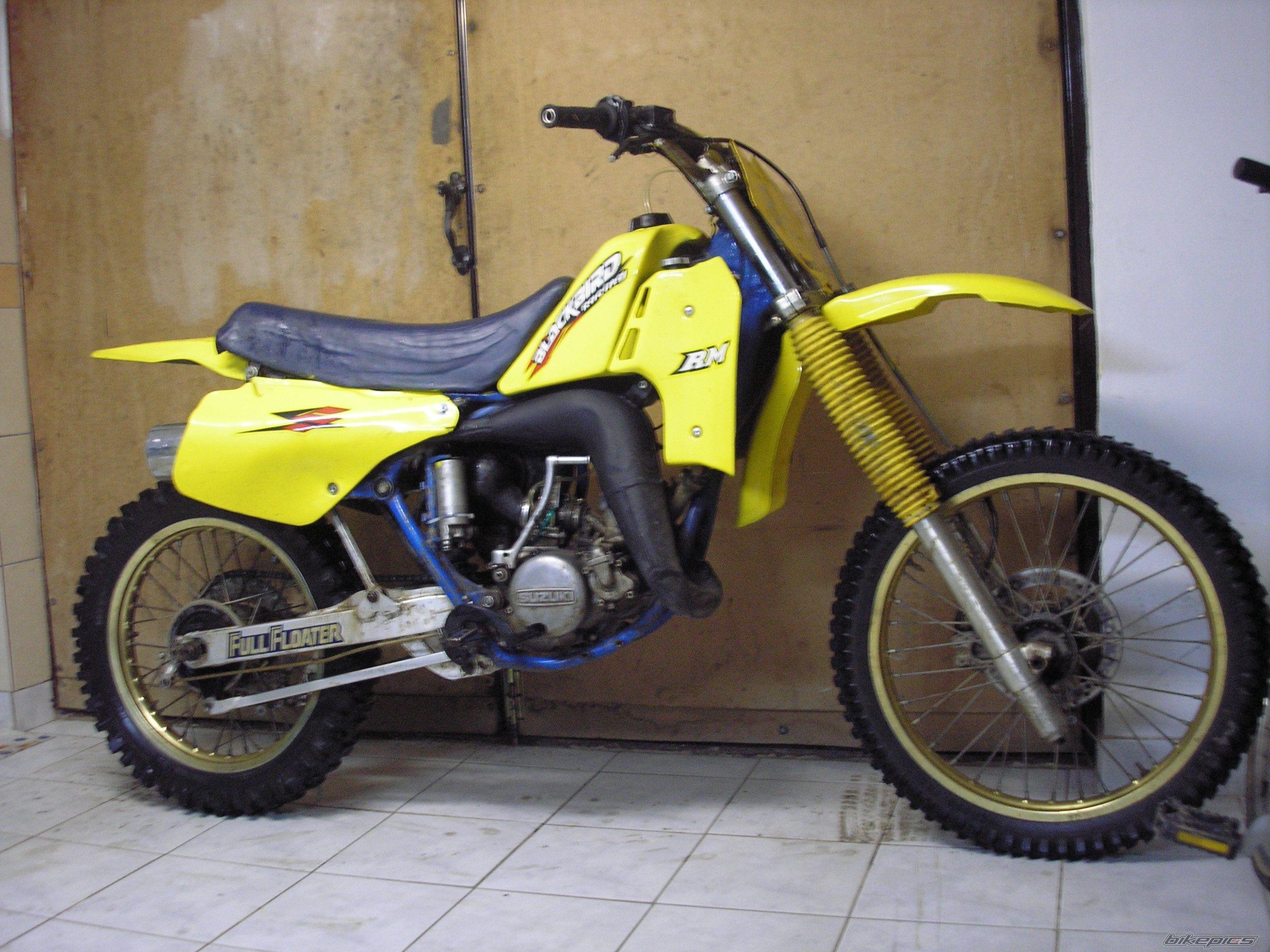 1986 SUZUKI RM 125 | Picture 1438020