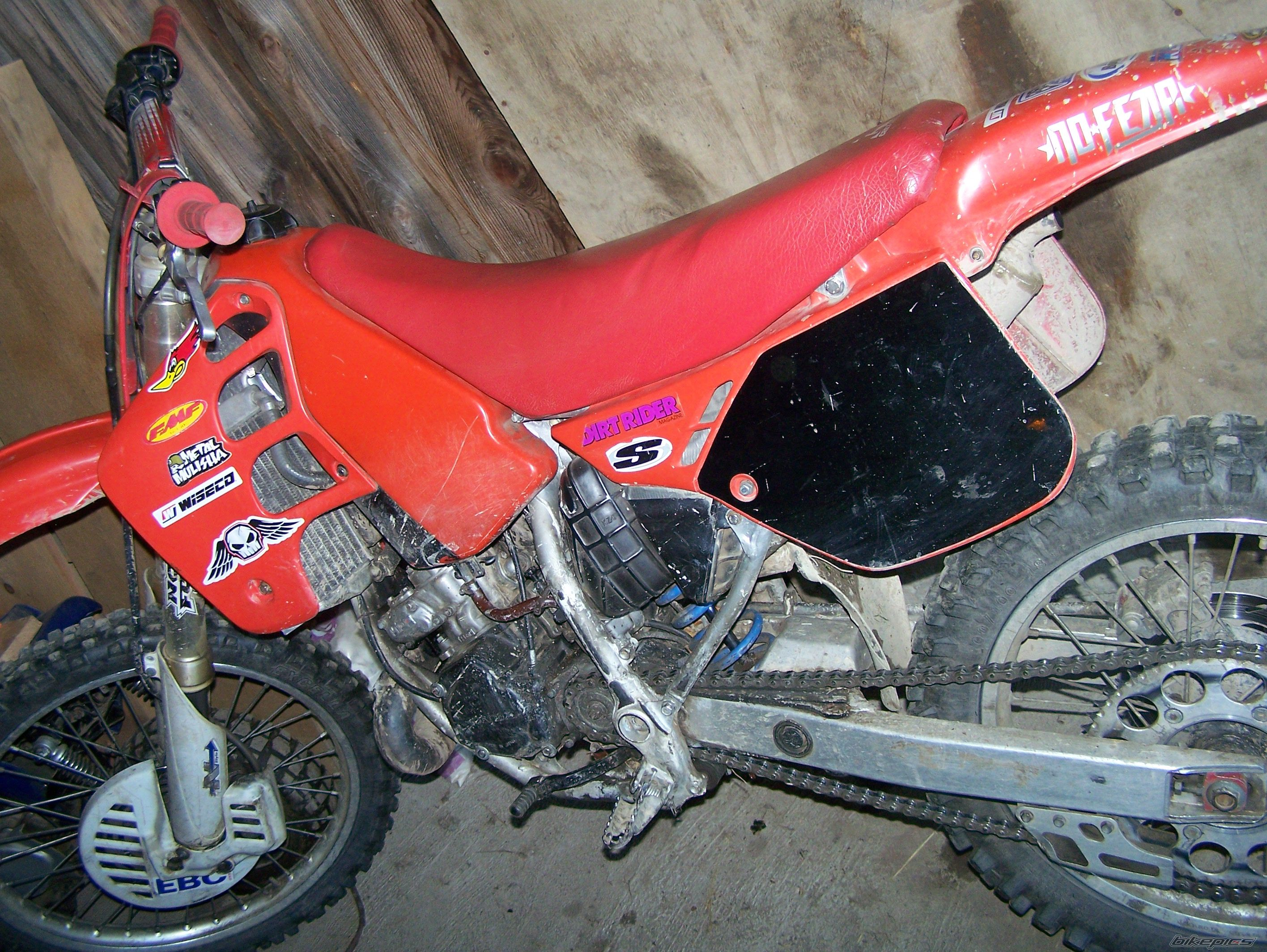 1990 HONDA CR 125 | Picture 1460245 motorcycle photo