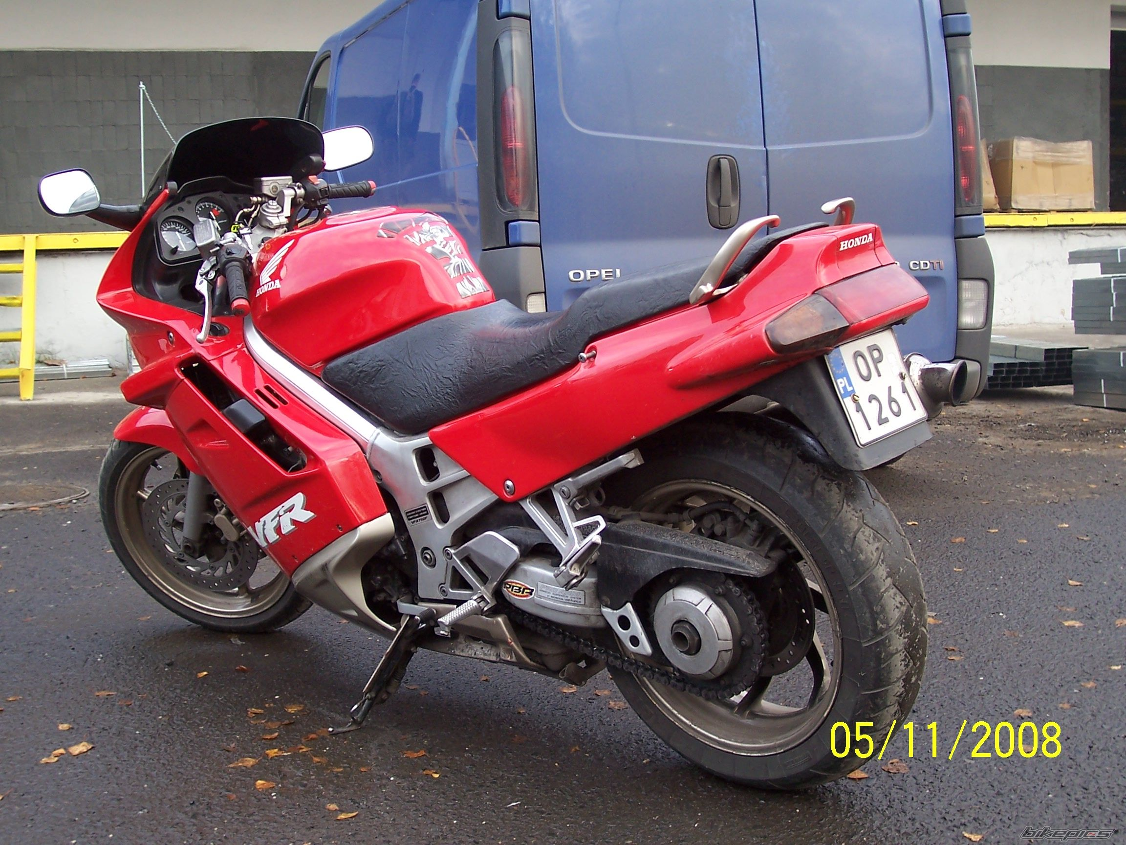 1992 HONDA VFR 750 | Picture 1533964 motorcycle photo