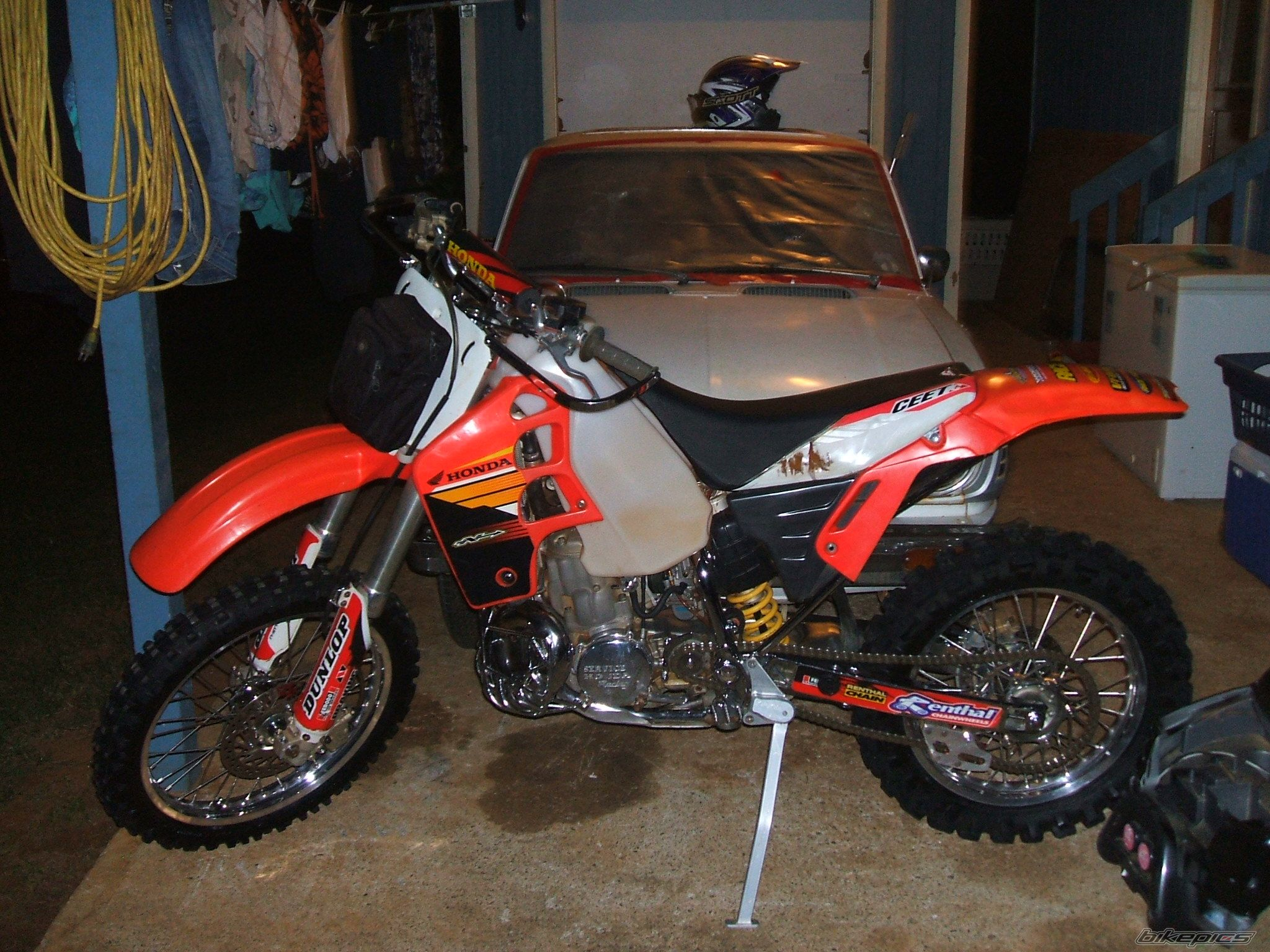 1997 HONDA CR 500 | Picture 1593818 motorcycle photo