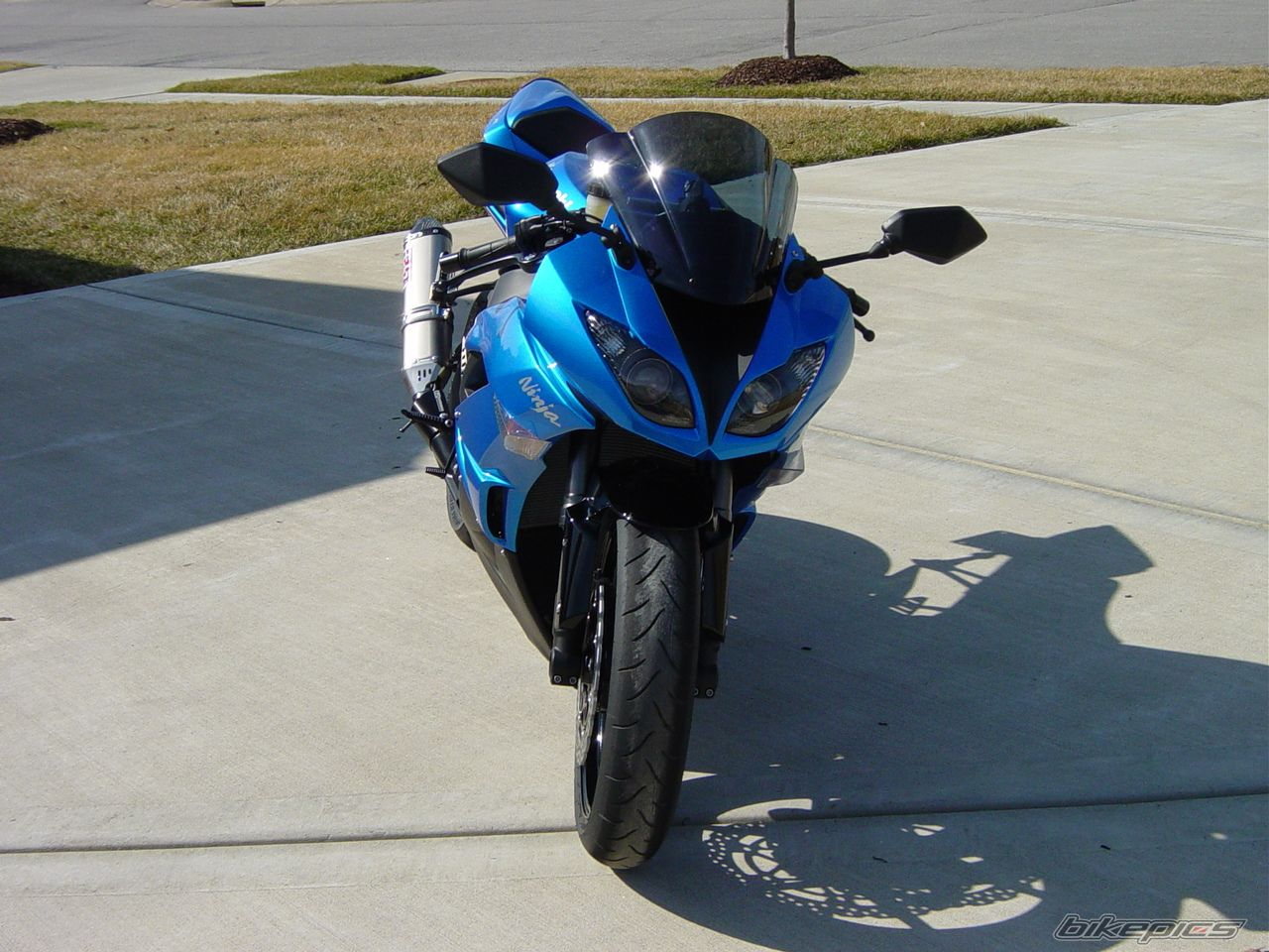 2009 KAWASAKI ZX 6R | Picture 1605922 motorcycle photo