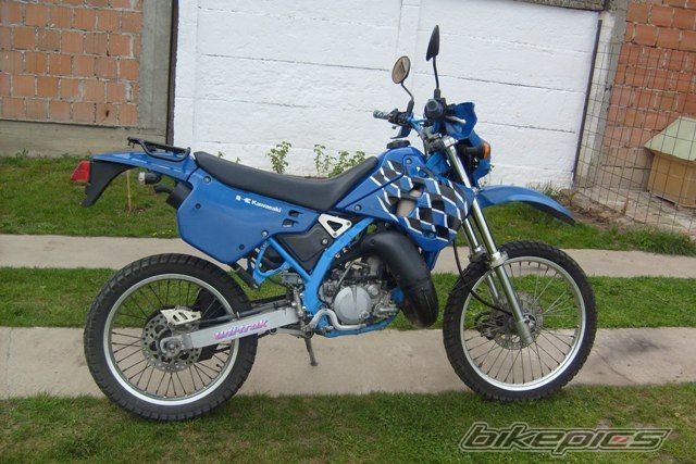 1994 KAWASAKI KDX 125 | Picture 1613908 motorcycle photo