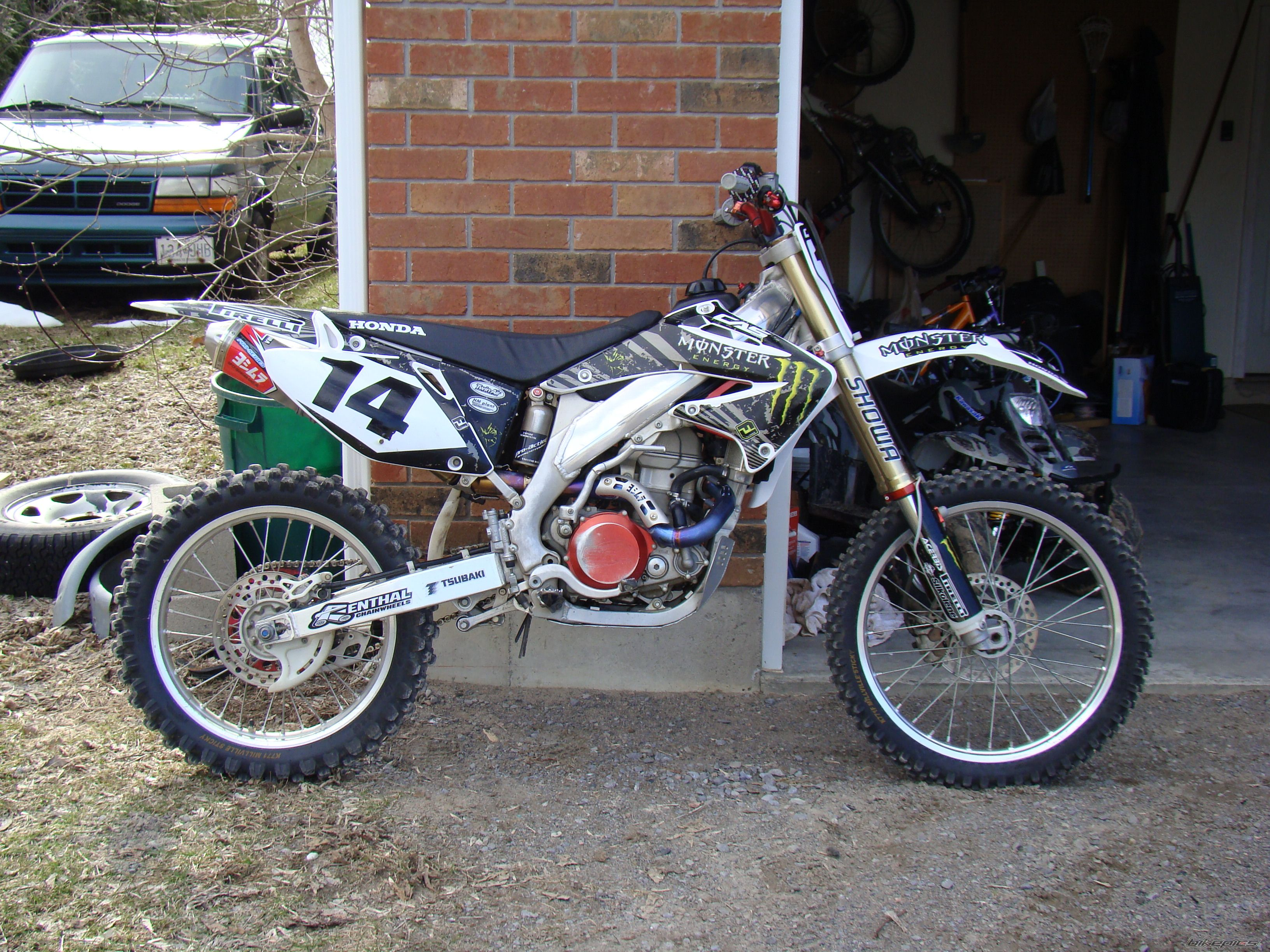 2004 HONDA CRF 450 | Picture 1661755 motorcycle photo