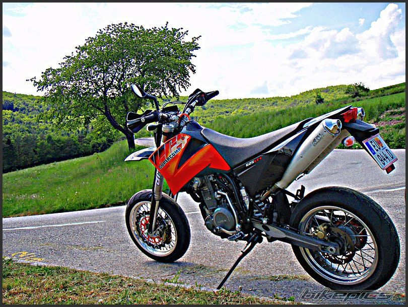 2005 KTM 625 SMC | Picture 1666327 motorcycle photo