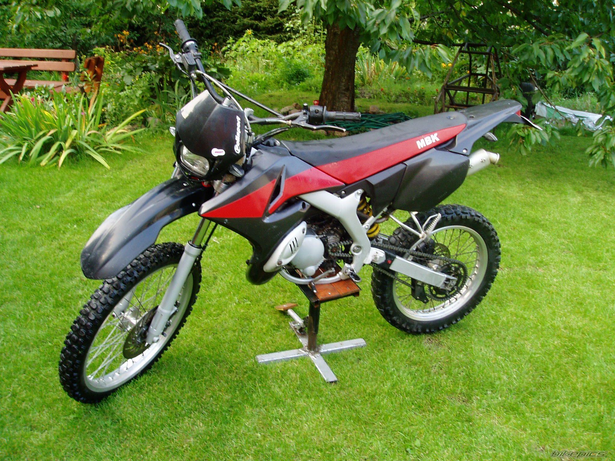 2005 Yamaha DT 50 R de Triguers - Hexa Moto