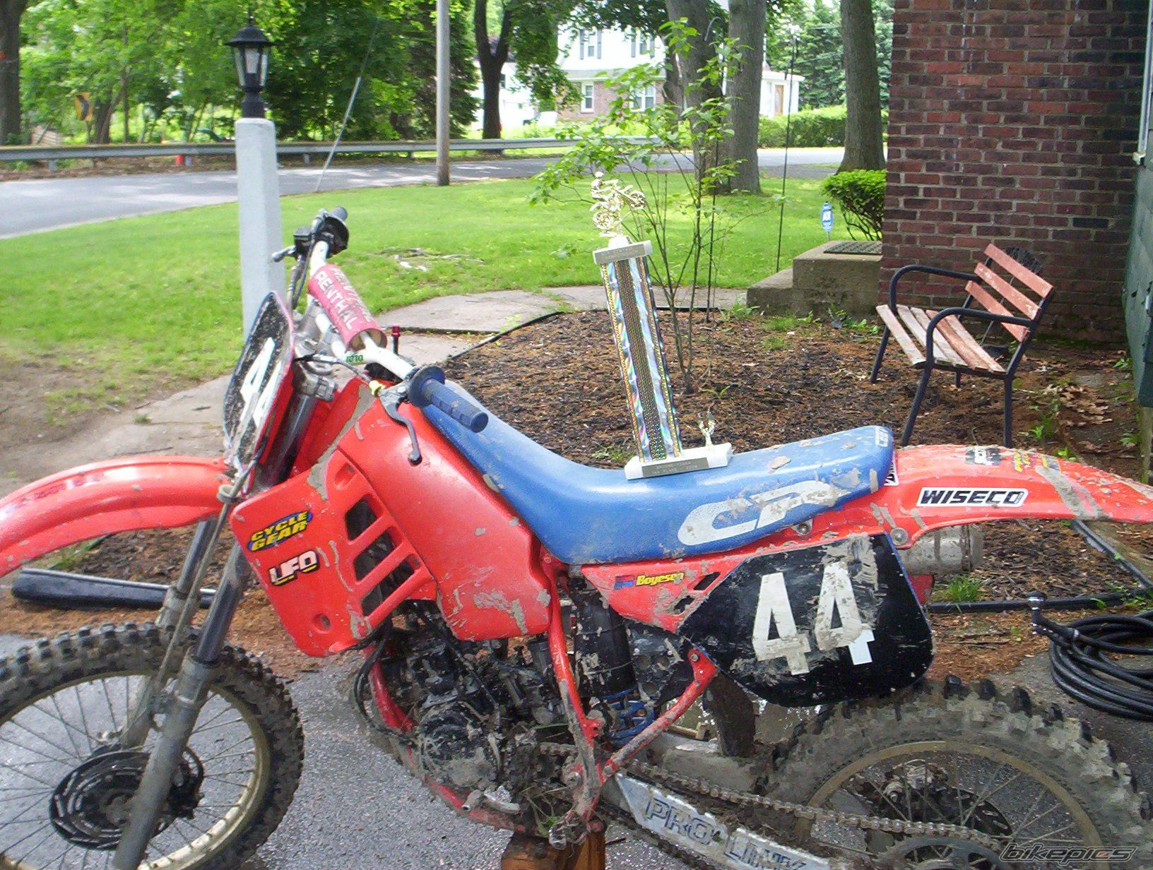 1987 HONDA CR 125 | Picture 1727408 motorcycle photo