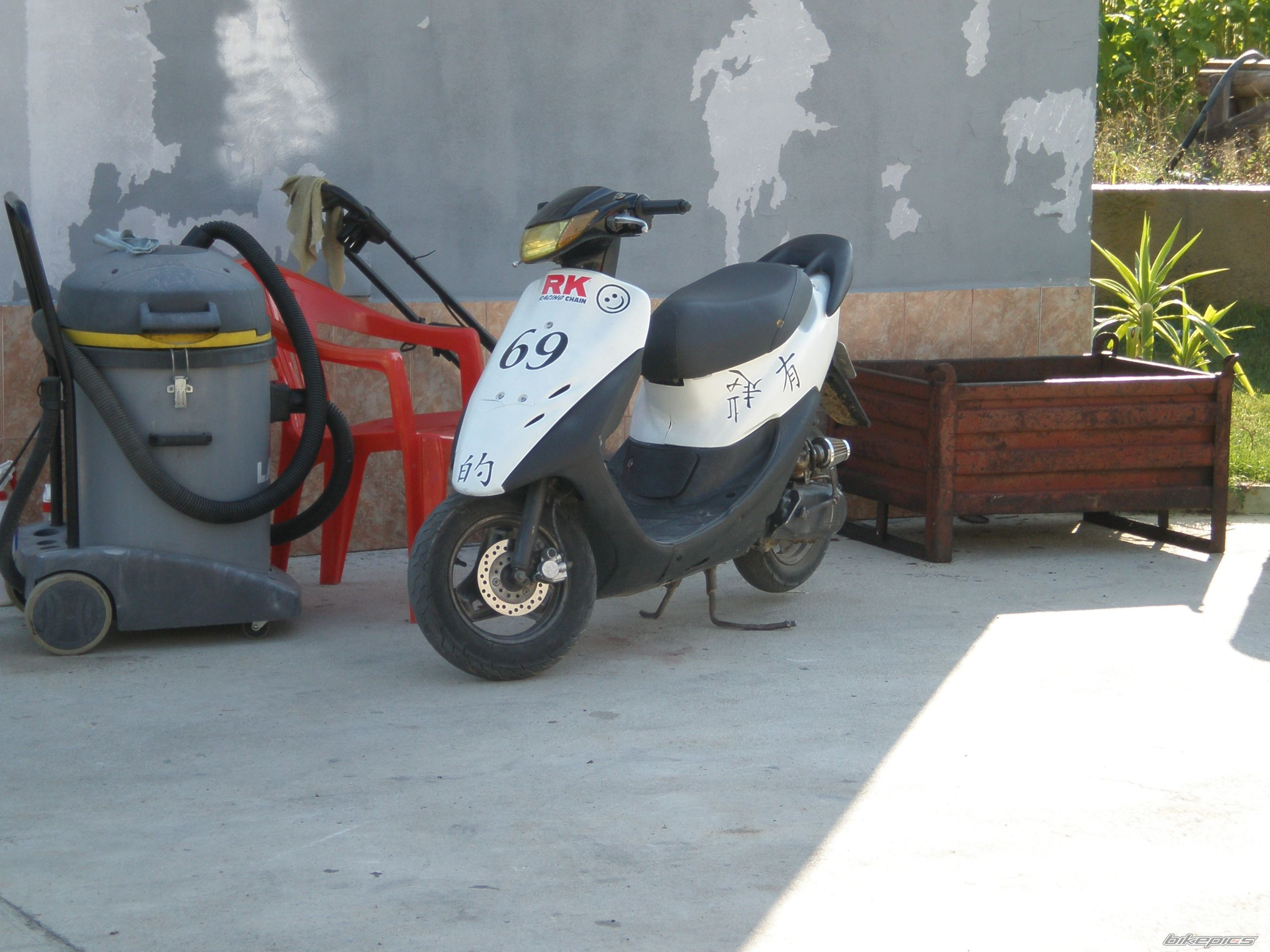 1996 HONDA DIO ZX | Picture 1775508 motorcycle photo