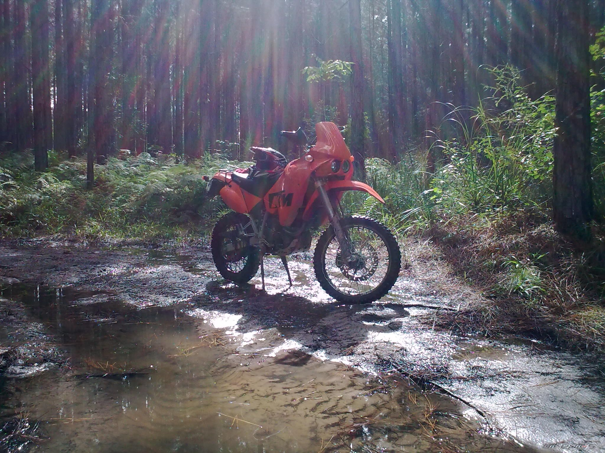 2001 KTM 640 ADVENTURE R | Picture 1790534 motorcycle photo