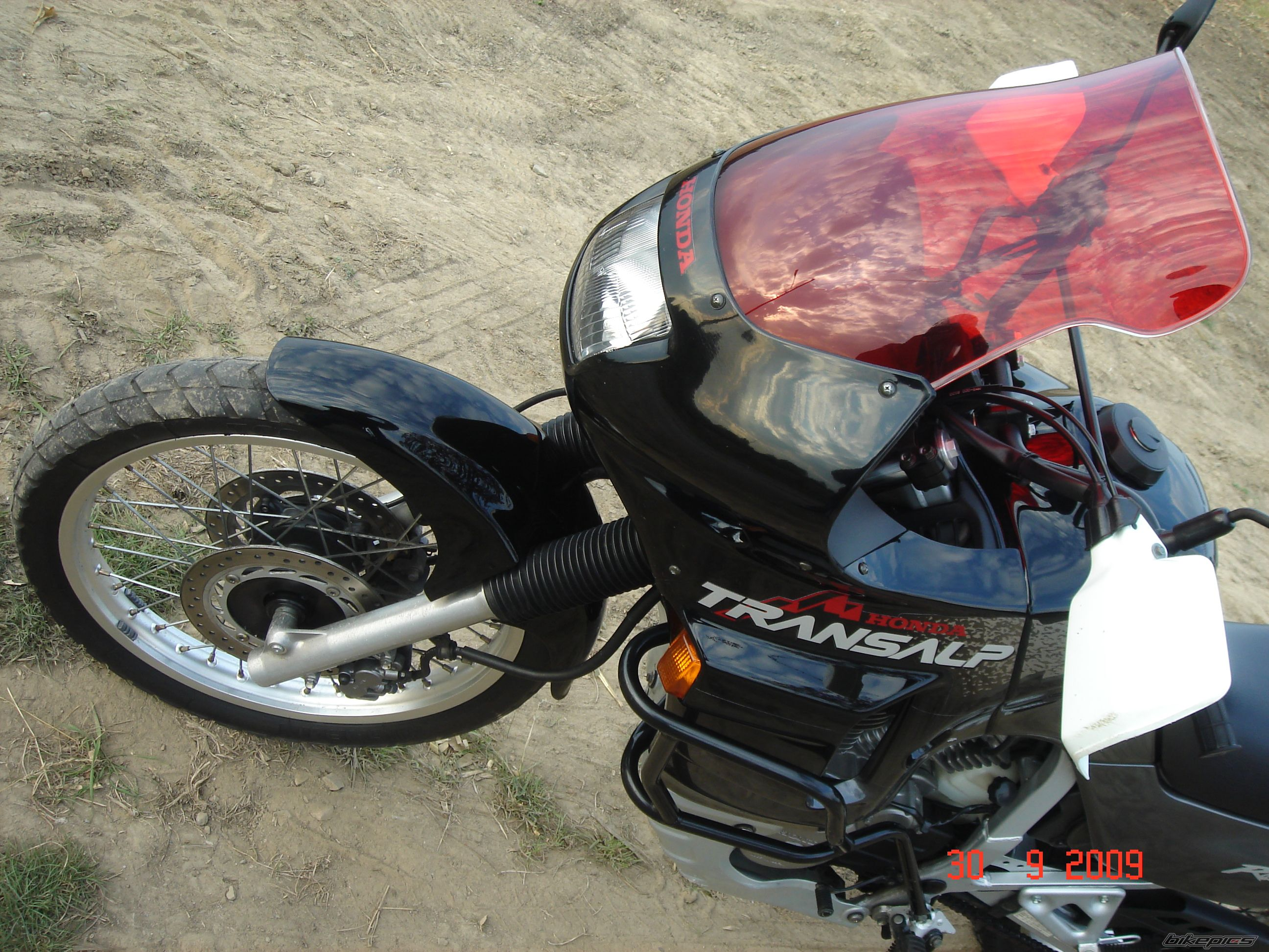 1999 HONDA XL 600V TRANSALP | Picture 1793743 motorcycle photo