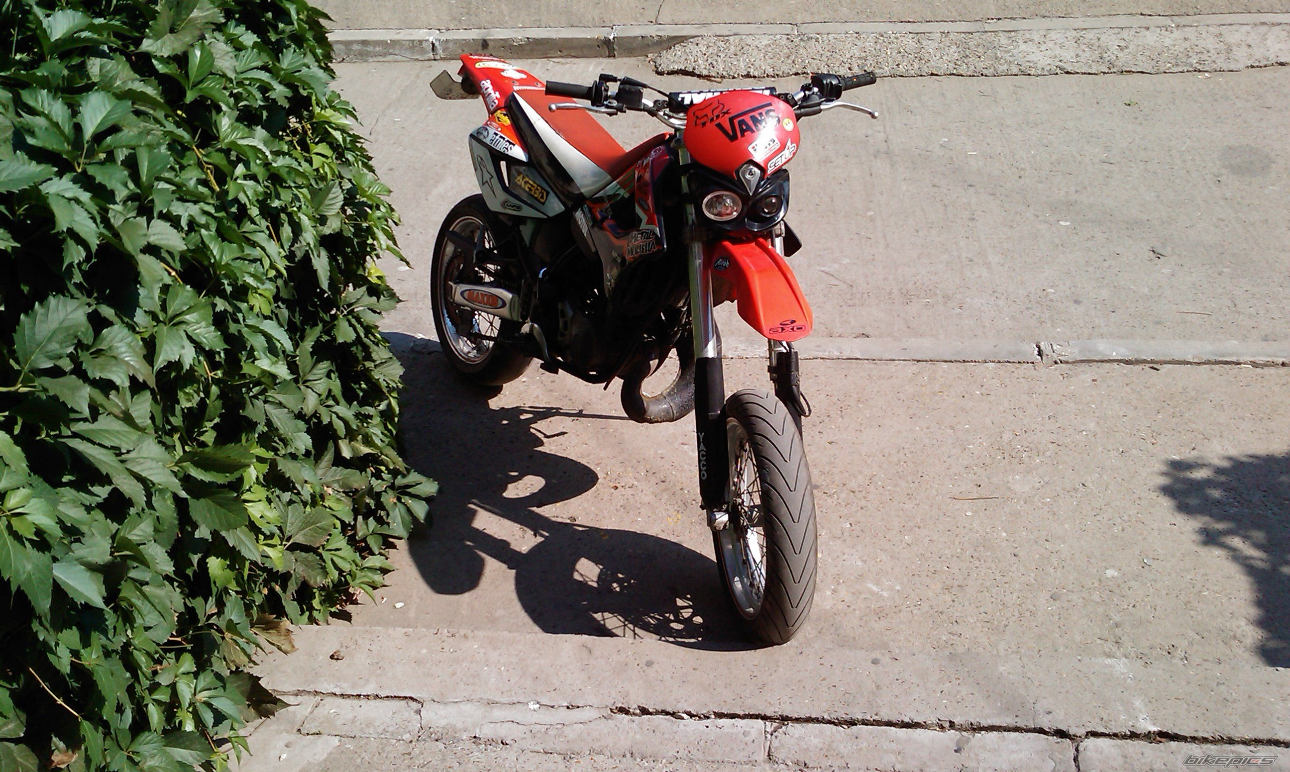 2004 APRILIA MX 125 | Picture 1823874 motorcycle photo