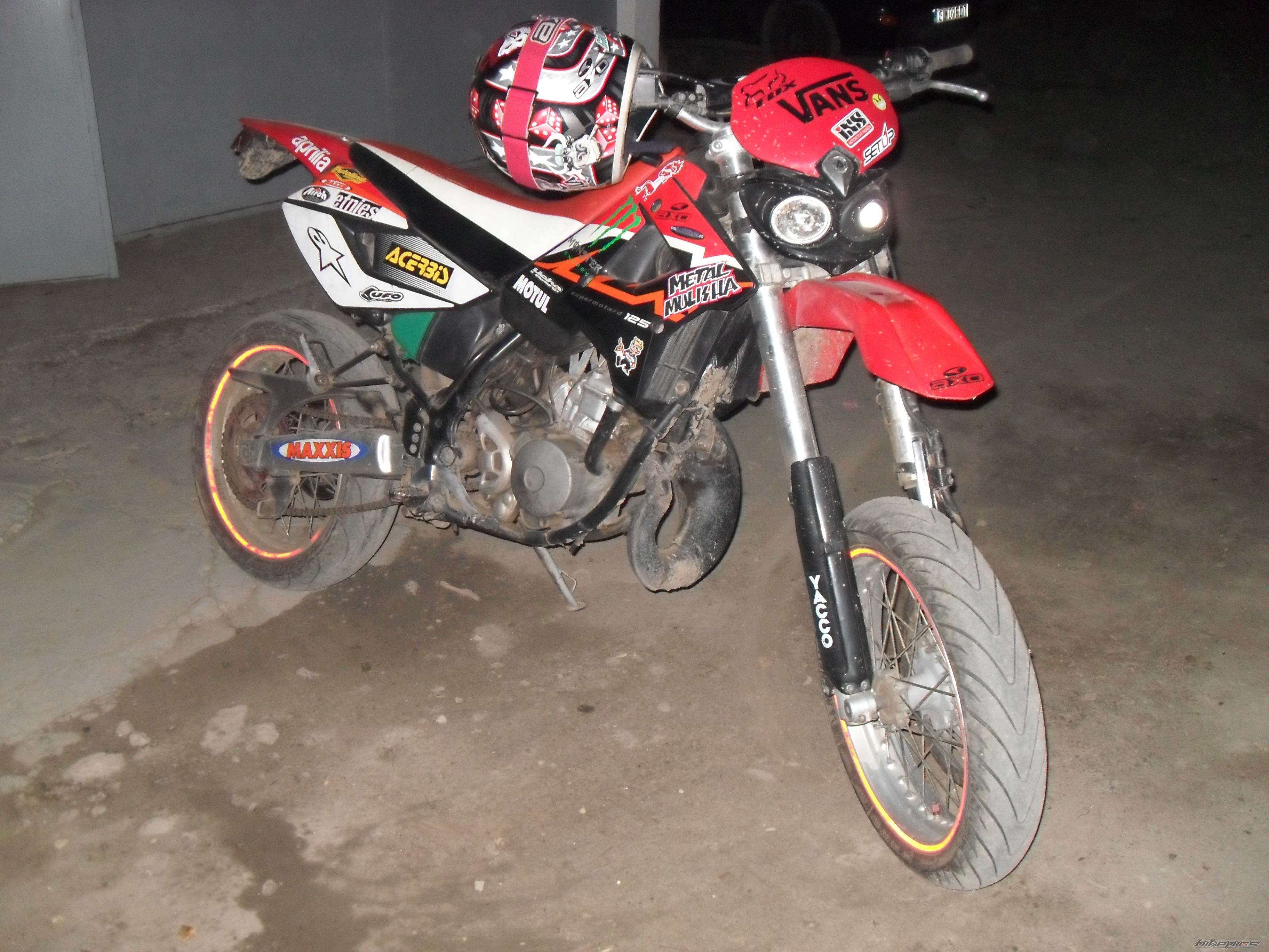 2004 APRILIA MX 125 | Picture 1823883 motorcycle photo