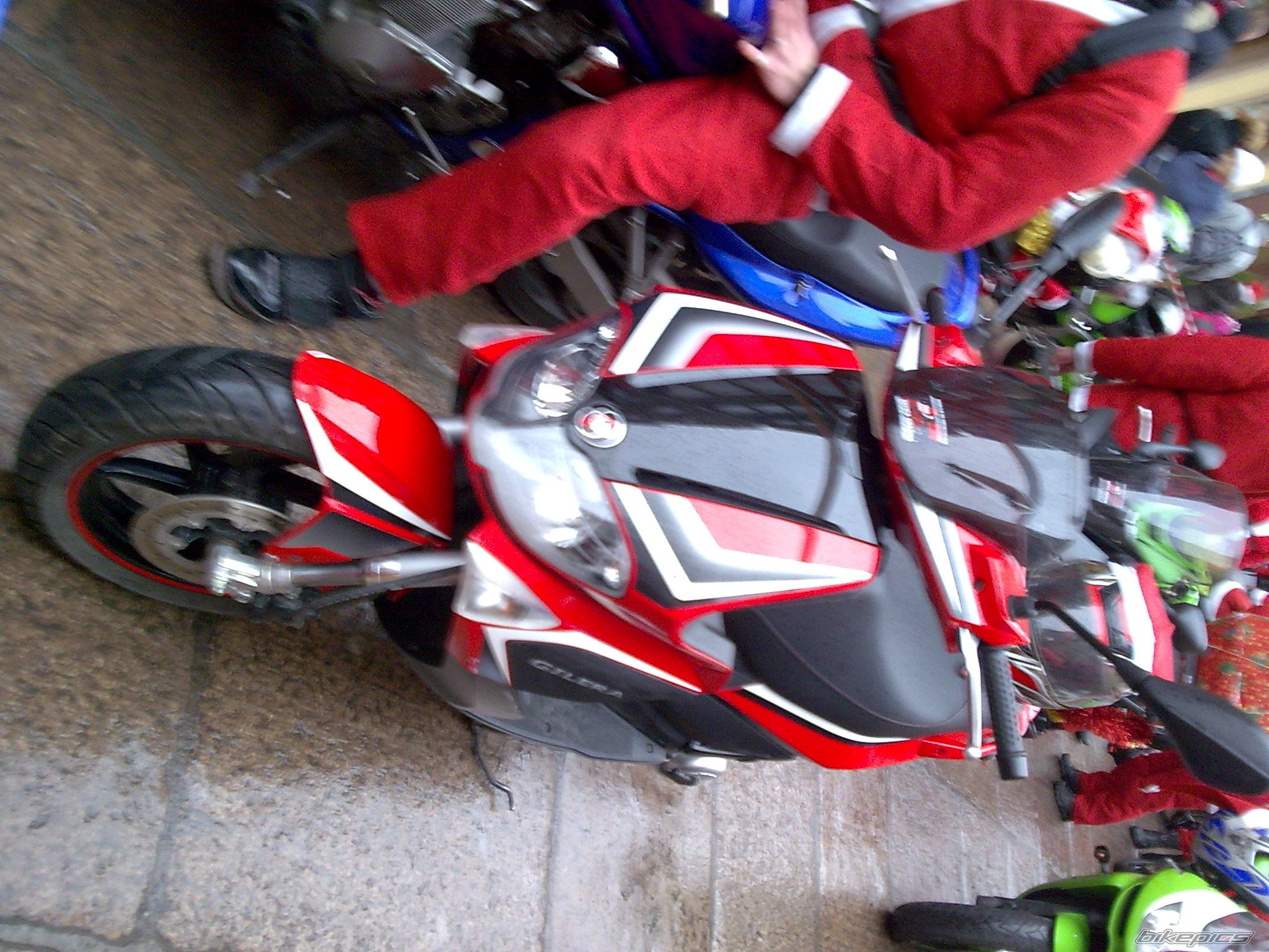 2008 GILERA RUNNER 50 | Picture 1848470 motorcycle photo