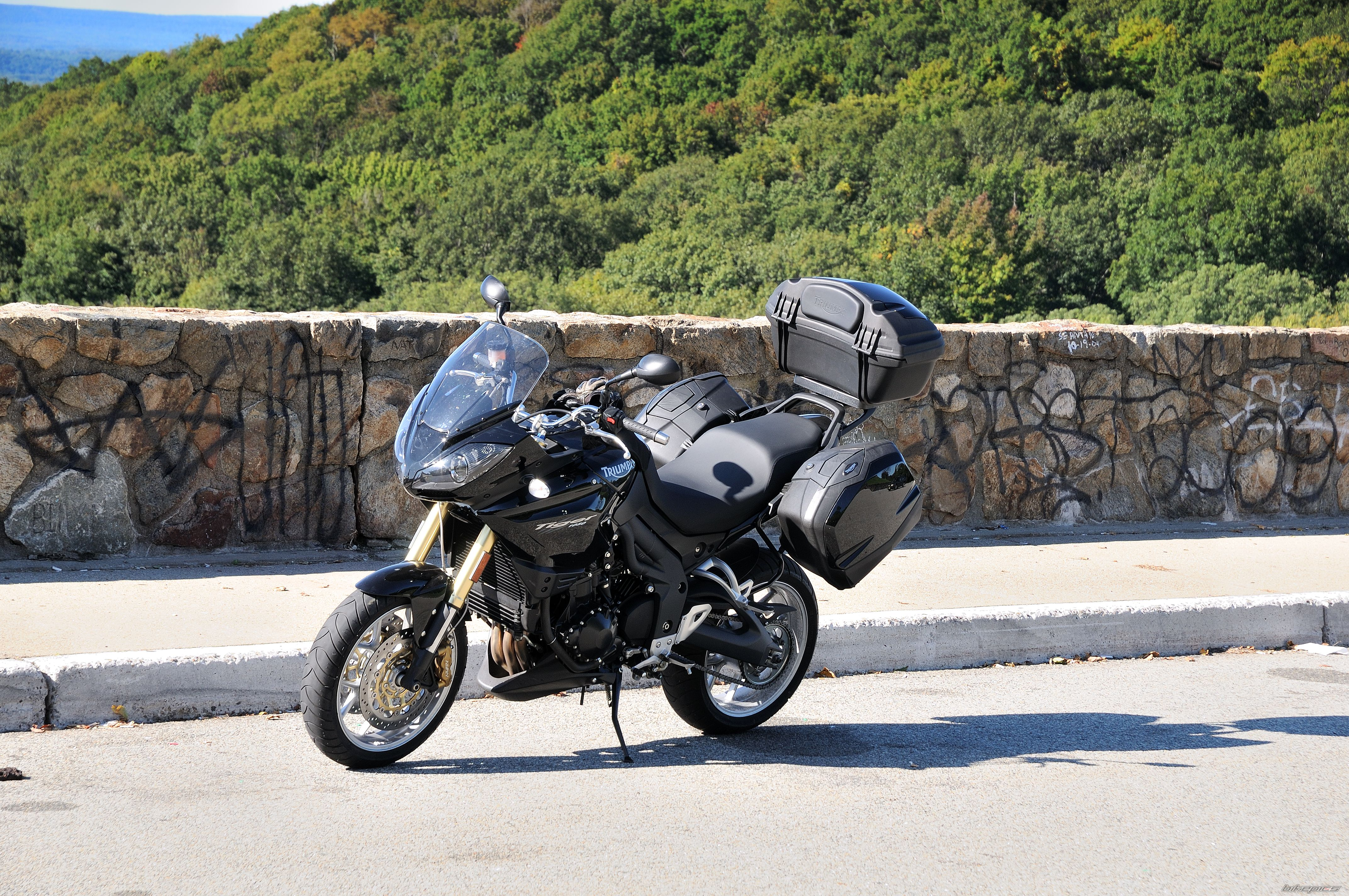 2009 TRIUMPH TIGER | Picture 1858410 motorcycle photo