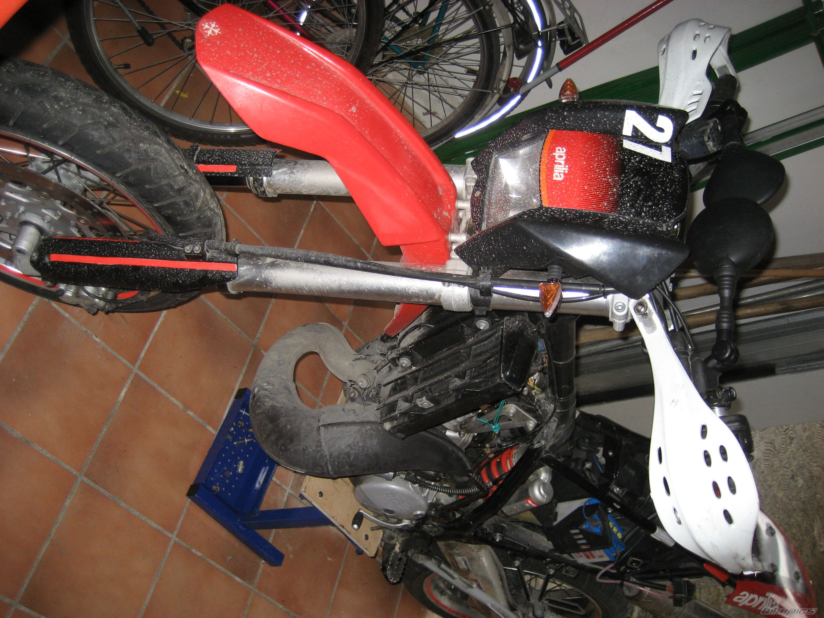 2004 APRILIA MX 125 | Picture 1866119 motorcycle photo