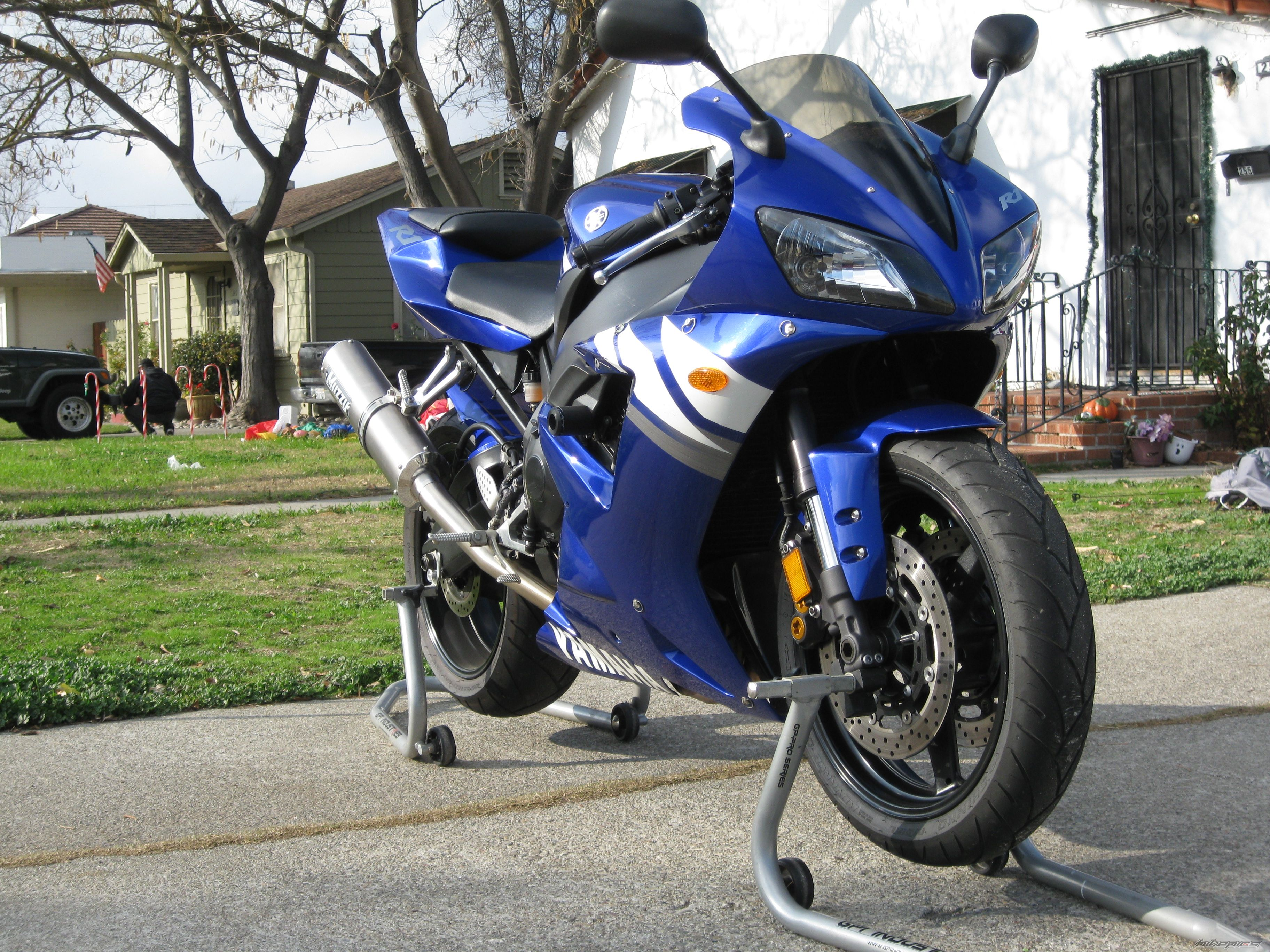 2003 YAMAHA YZF R1 | Picture 1879194 motorcycle photo