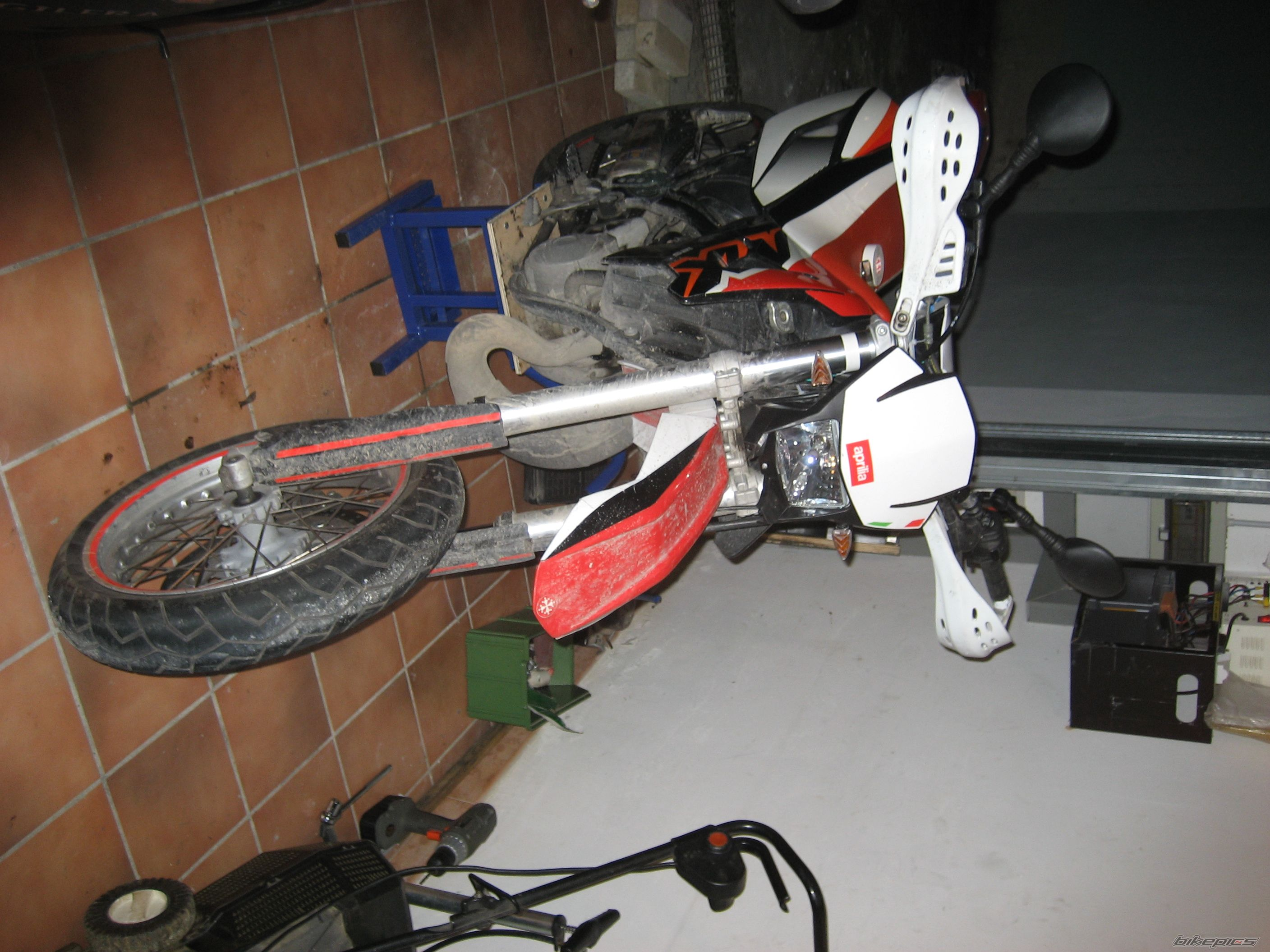 2004 APRILIA MX 125 | Picture 1881400 motorcycle photo