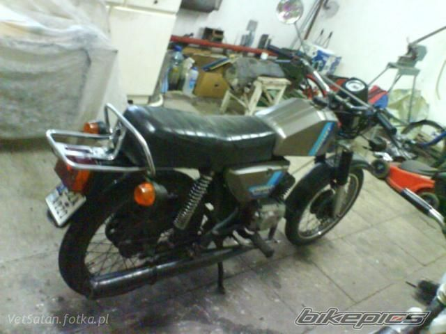 1989 ROMET CHART 210 | Picture 1921088 motorcycle photo