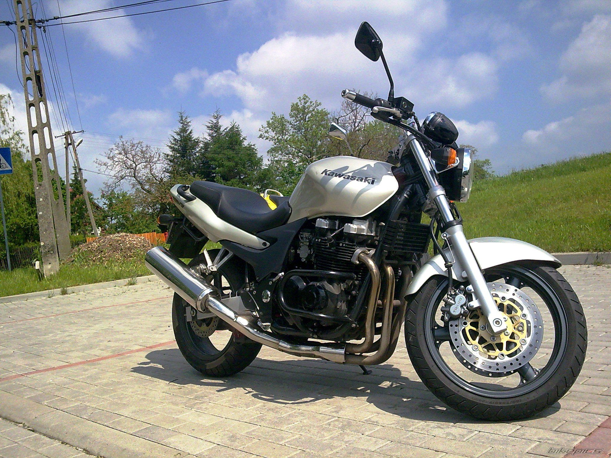 2004 HONDA CB 600 HORNET | Picture 1981589 motorcycle photo