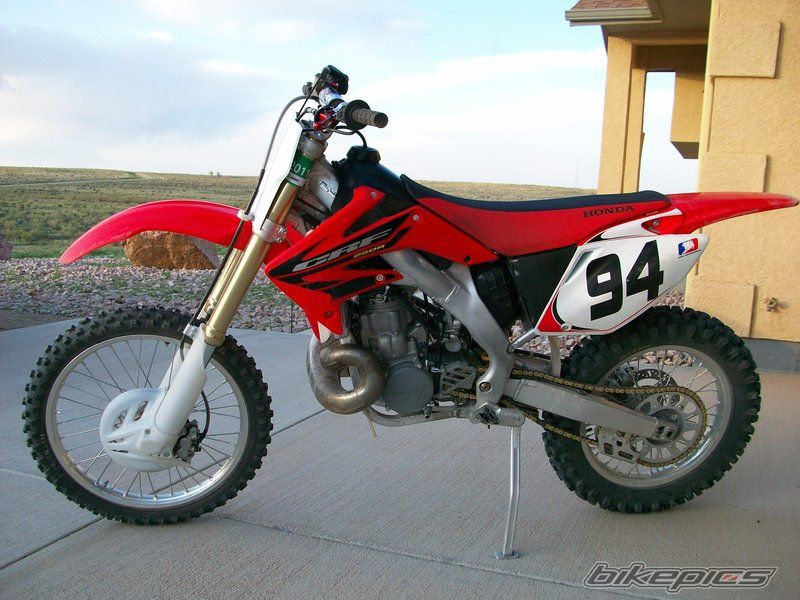 2010 HONDA CR 500 | Picture 2048219 motorcycle photo