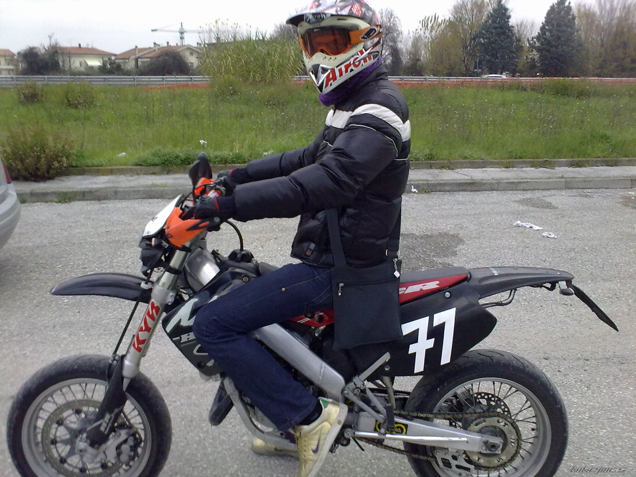 2001 HONDA CR 125 | Picture 2112674 motorcycle photo