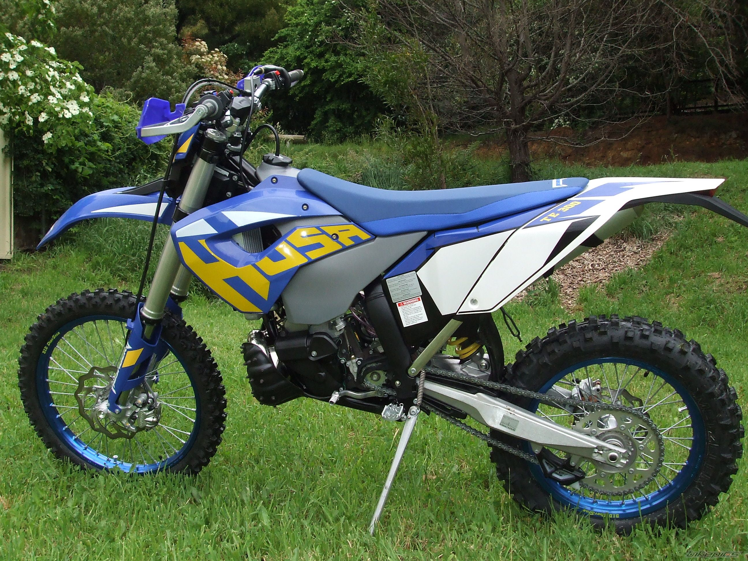 2011 HUSABERG TE300 | Picture 2113091 motorcycle photo