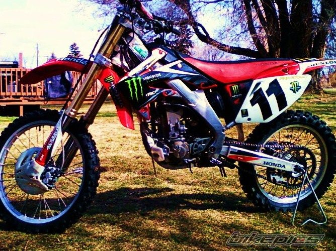 2005 HONDA CRF 250 | Picture 2166974 motorcycle photo