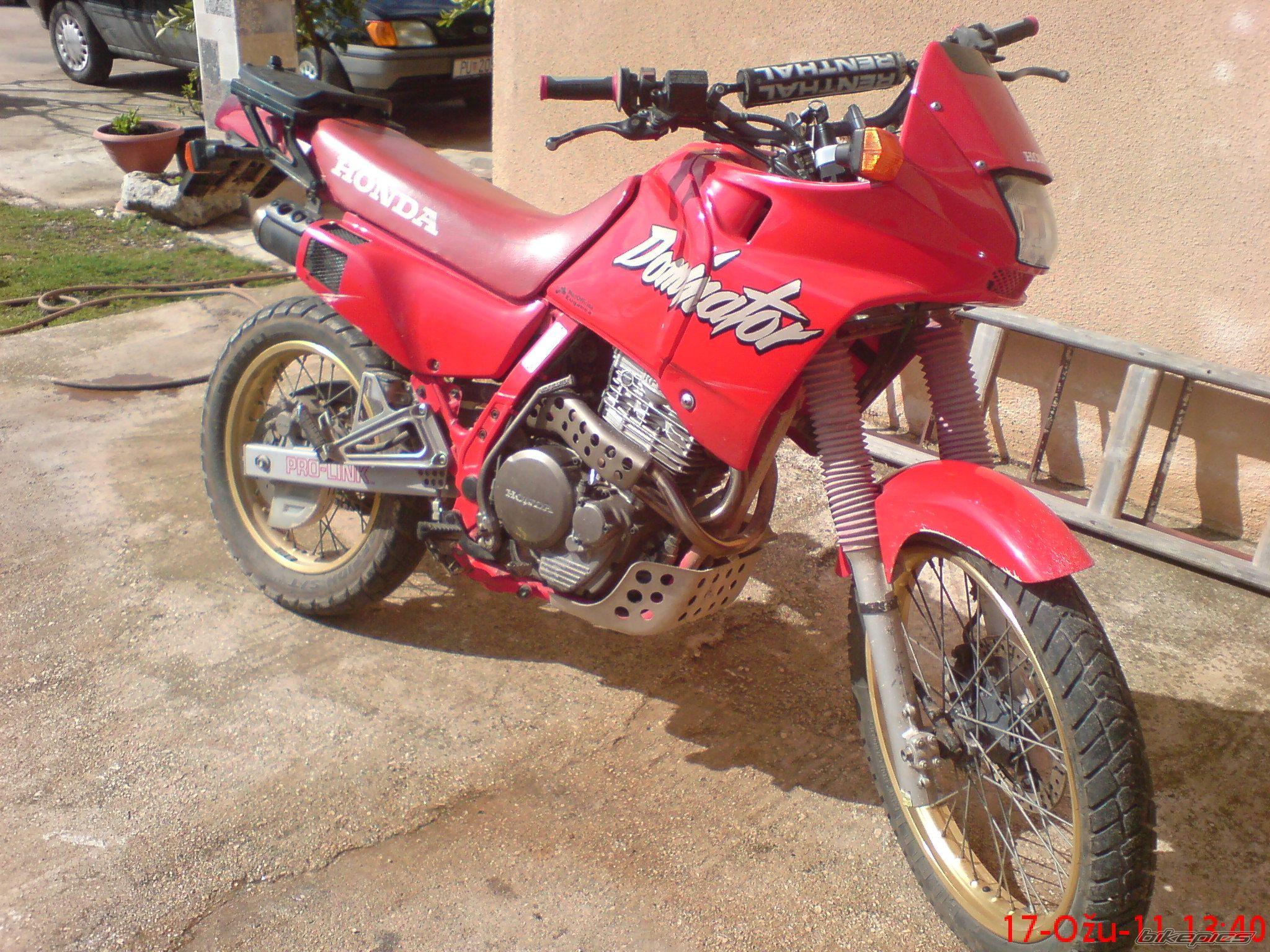 1998 HONDA NX 650 DOMINATOR | Picture 809869