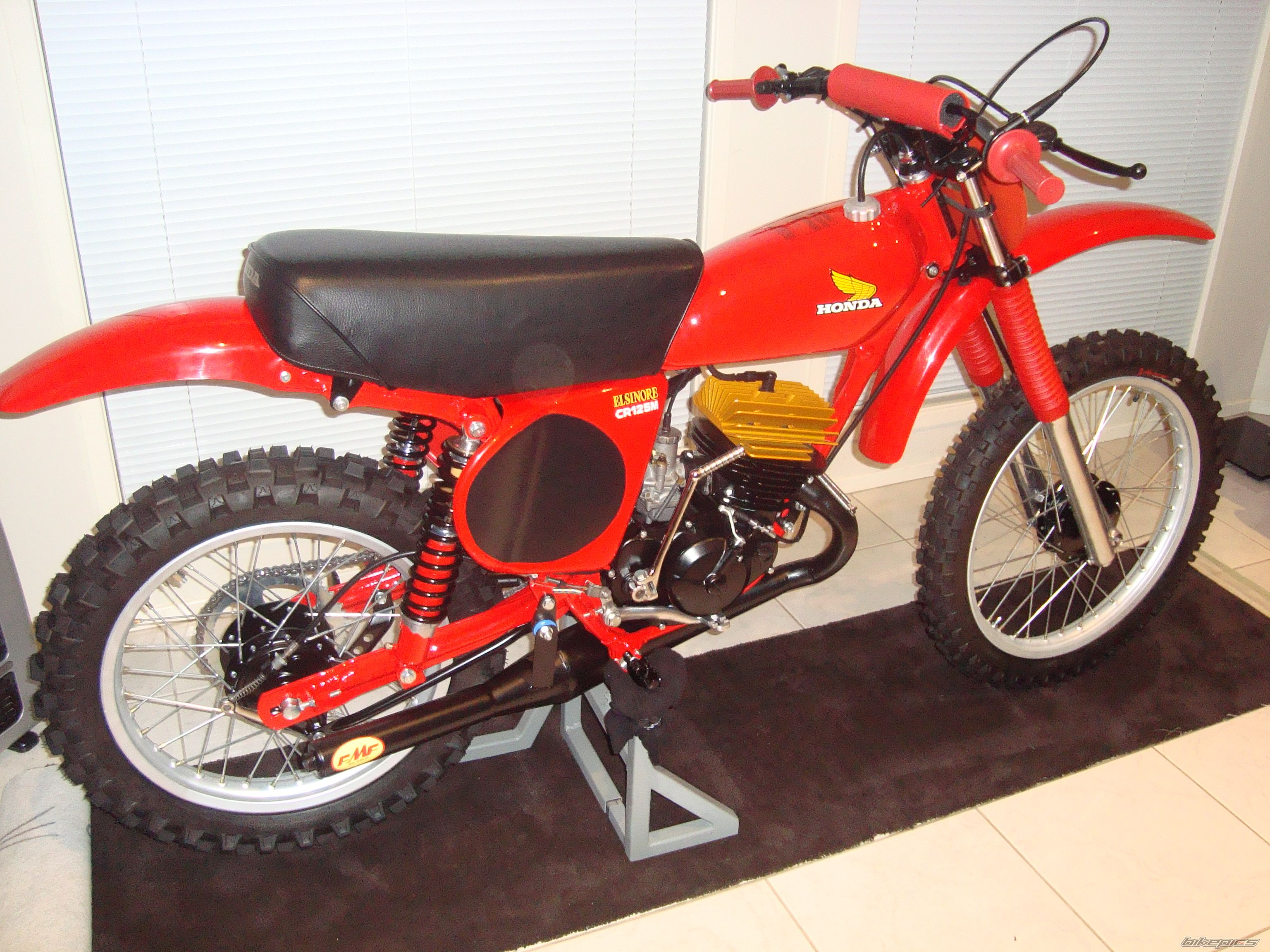 1977 HONDA CR 125 | Picture 2185015 motorcycle photo
