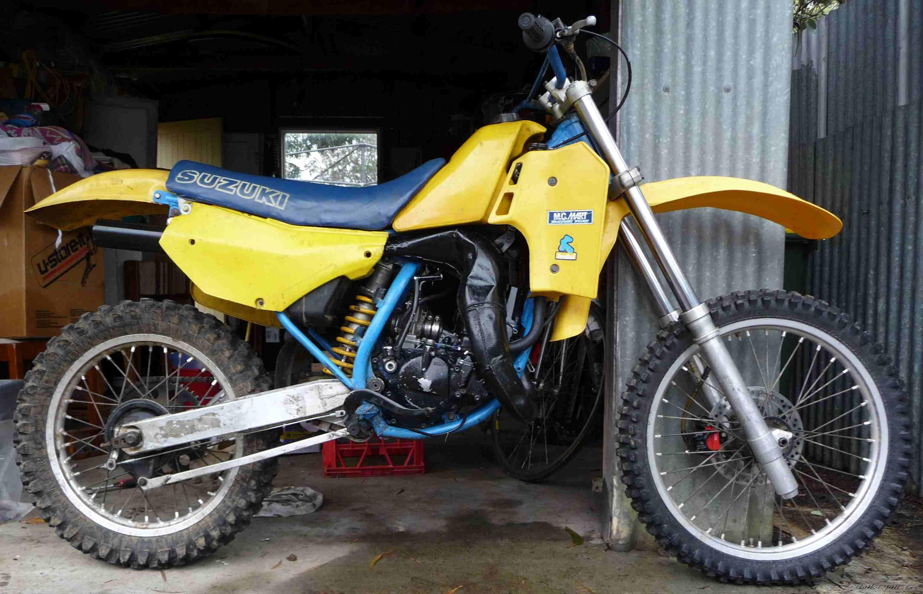 1986 SUZUKI RM 125 | Picture 532895