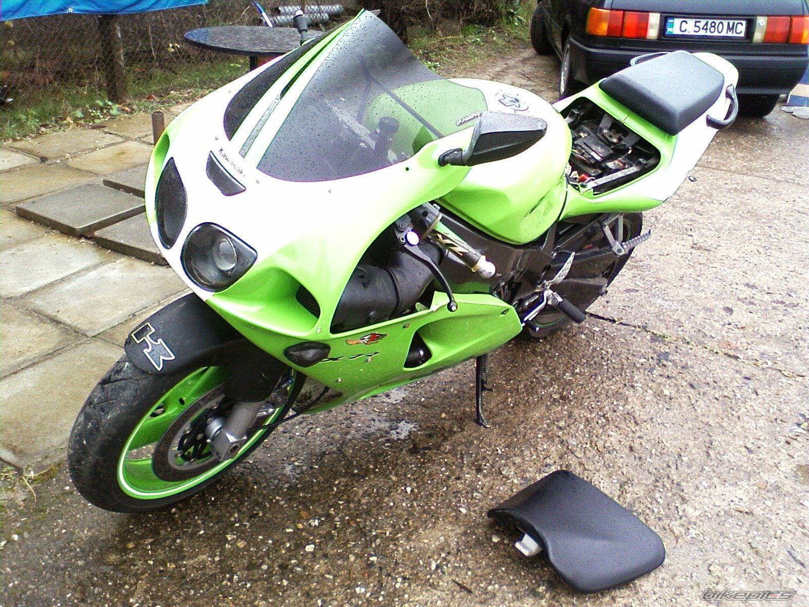 1999 KAWASAKI ZX 7R | Picture 2187368 motorcycle photo