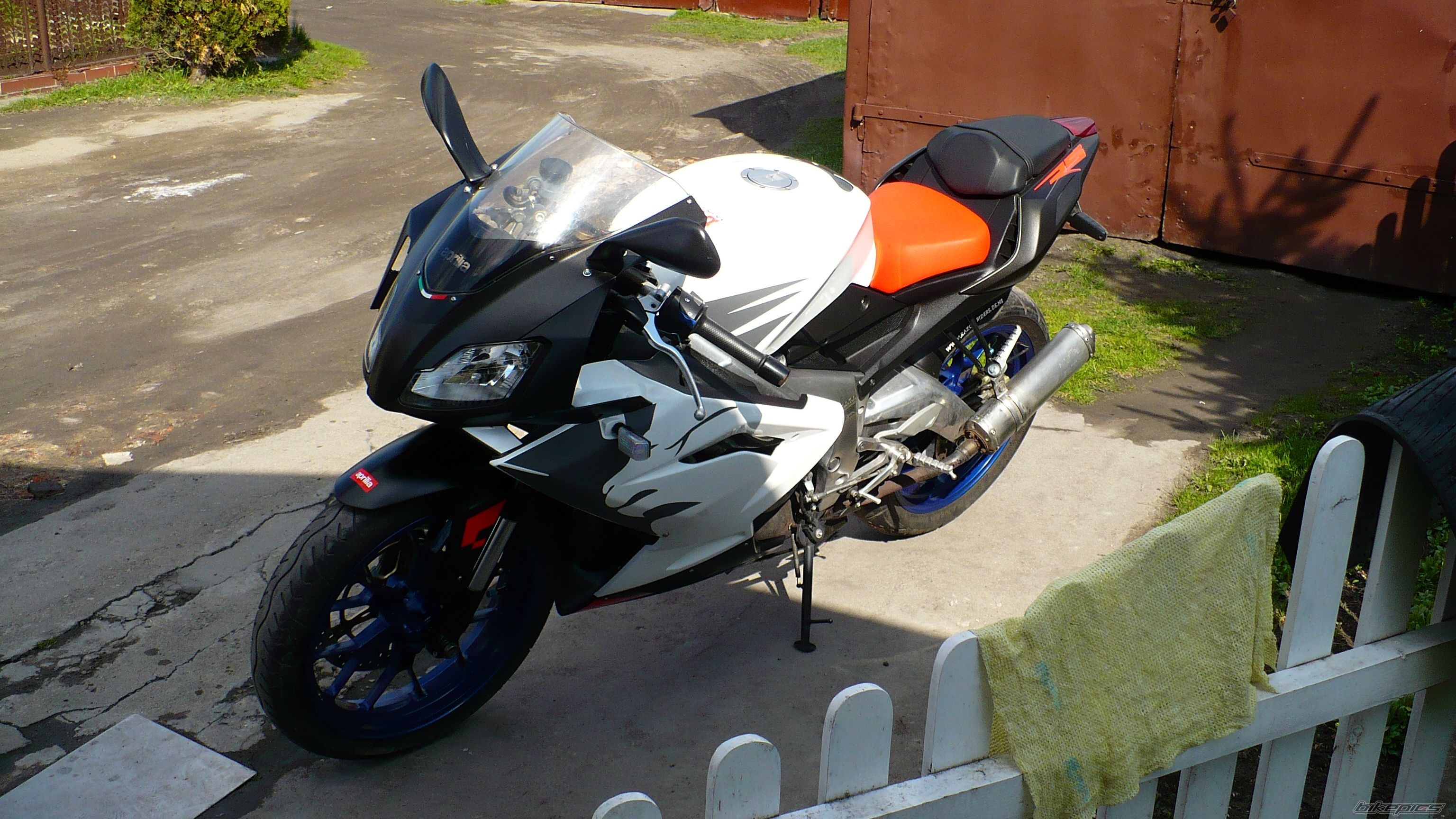2006 APRILIA RS 125 | Picture 2188970 motorcycle photo