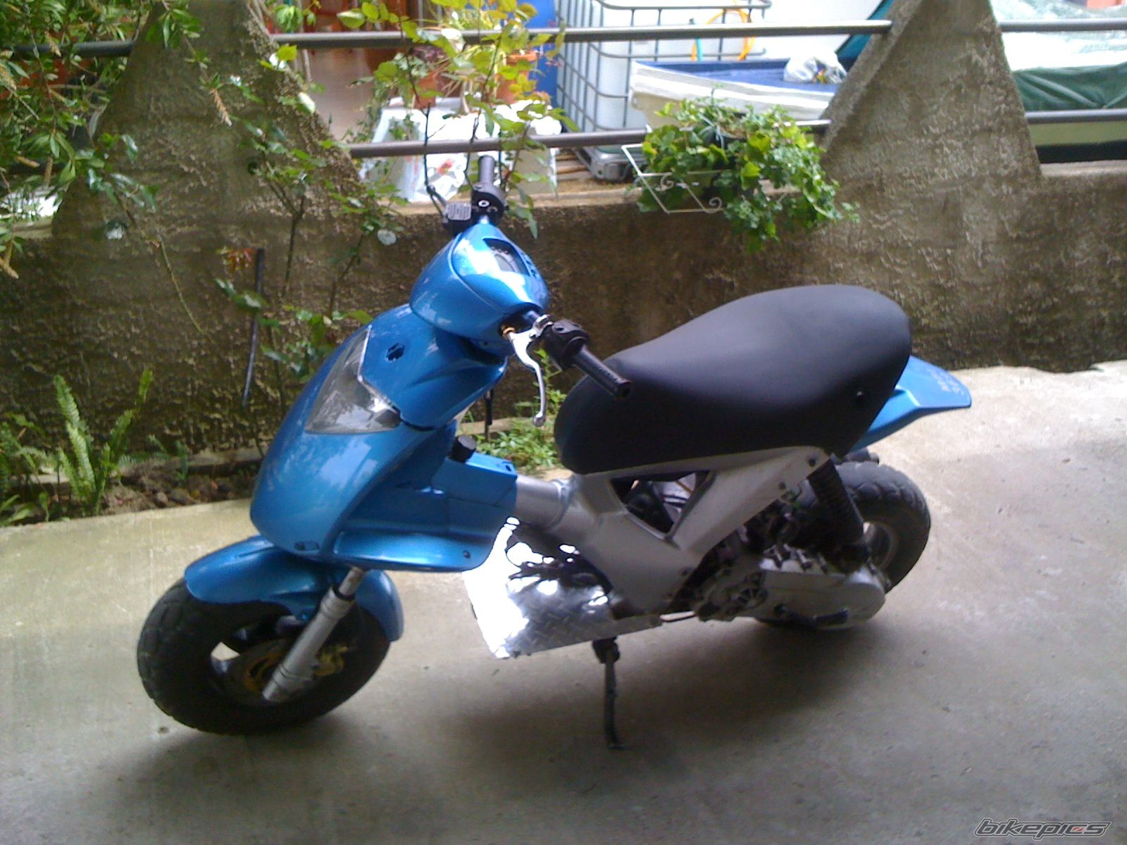 2009 GILERA ICE 50 | Picture 2202197 motorcycle photo