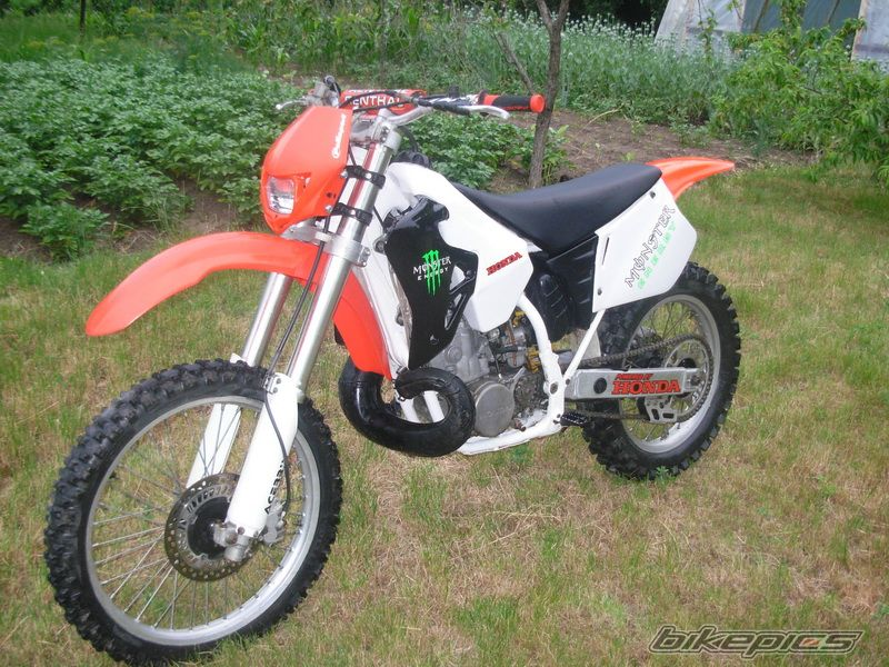 1996 HONDA CR 250 | Picture 2233749 motorcycle photo