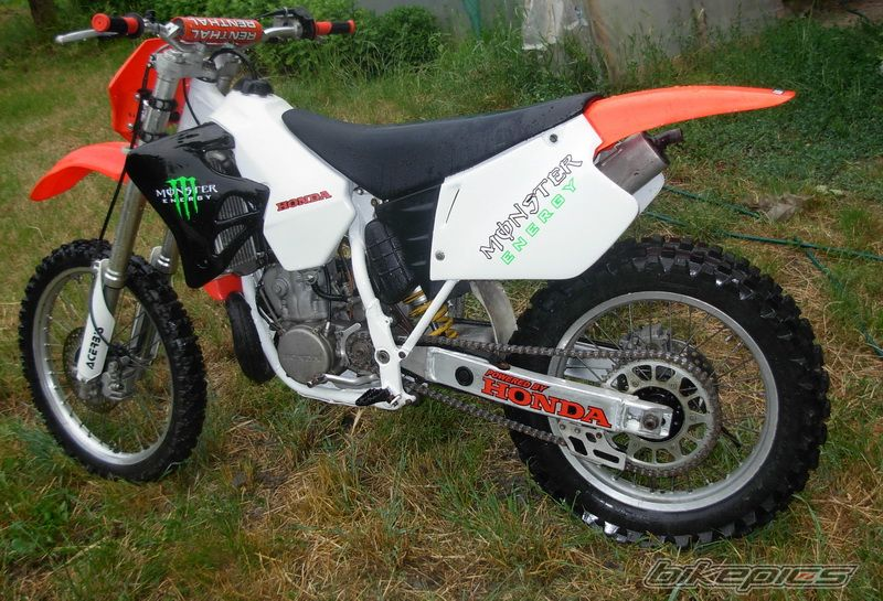 1996 HONDA CR 250 | Picture 2233752 motorcycle photo