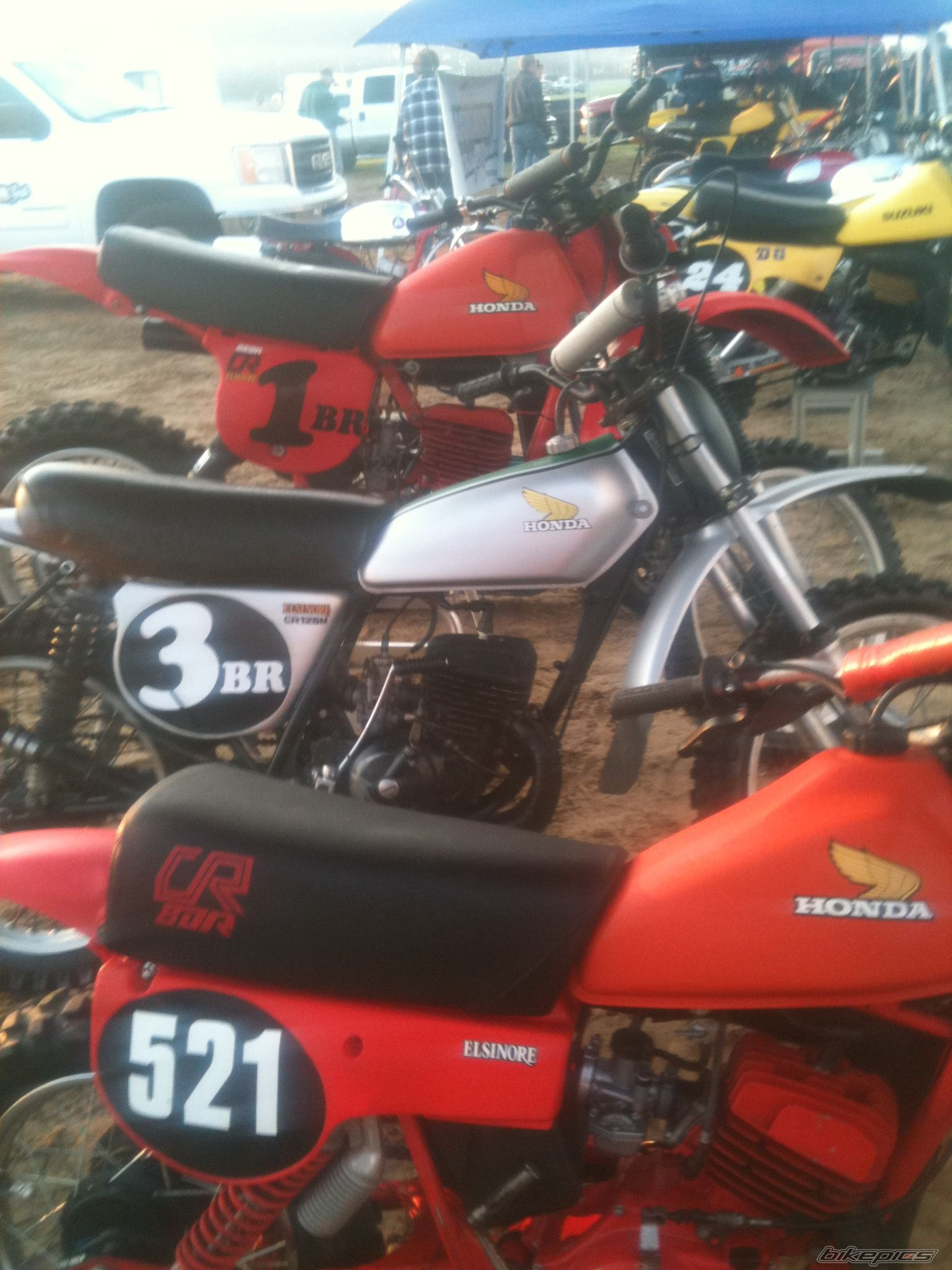 1979 HONDA CR 250 | Picture 2292702 motorcycle photo