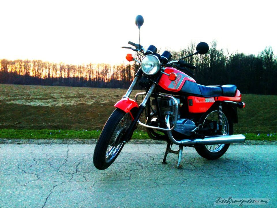 1988 JAWA TS 350 TWIN SPORT | Picture 2367665 motorcycle photo