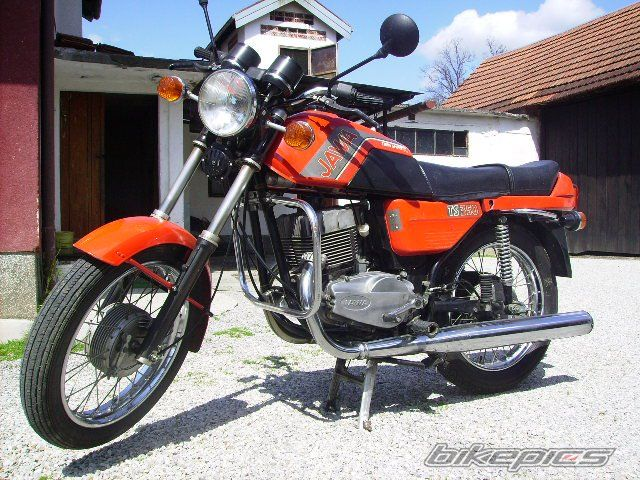 1988 JAWA TS 350 TWIN SPORT | Picture 2367670 motorcycle photo